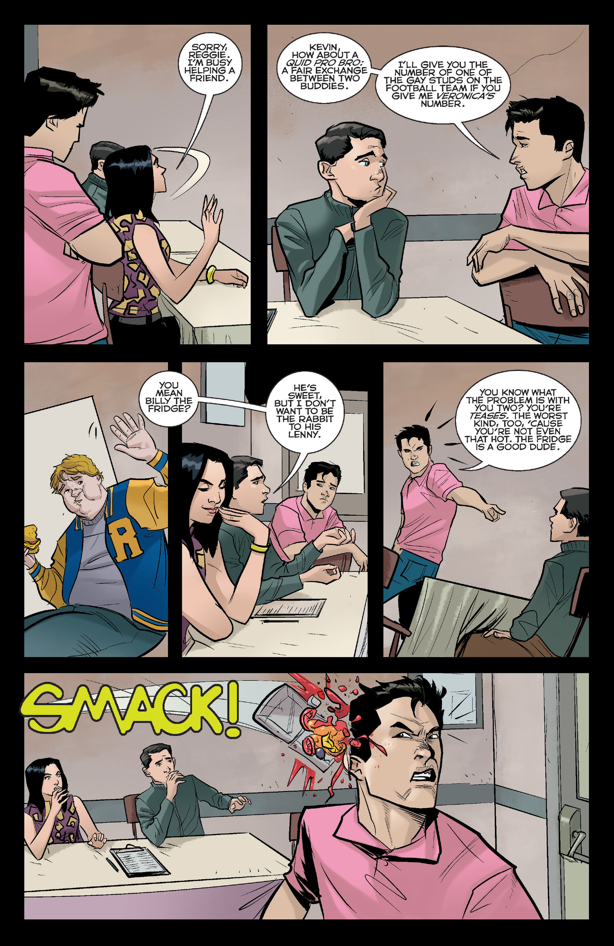 Read online Riverdale comic -  Issue #2 - 12