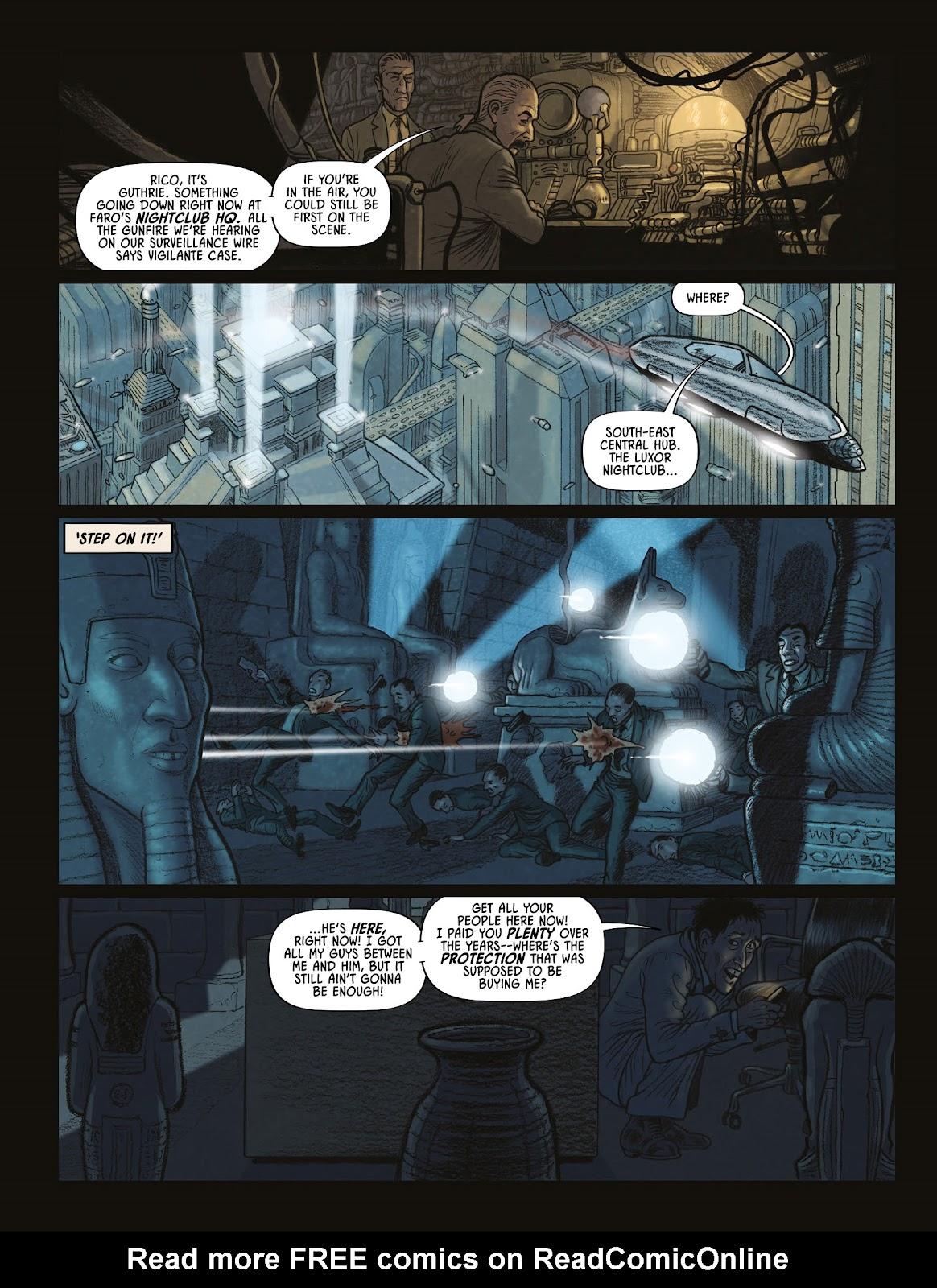 Judge Dredd Megazine (Vol. 5) issue 427 - Page 21