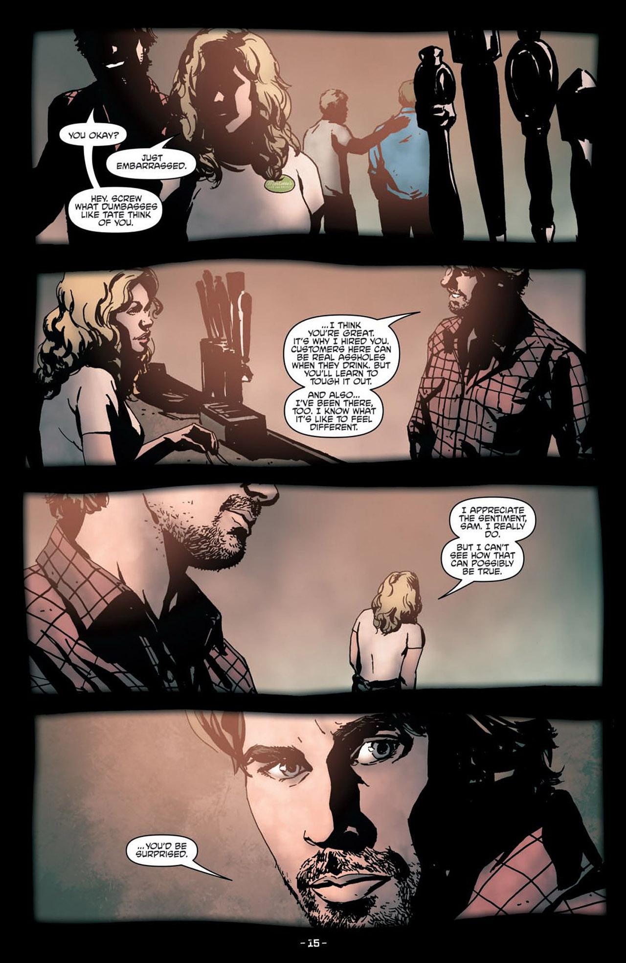 Read online True Blood (2012) comic -  Issue #1 - 18