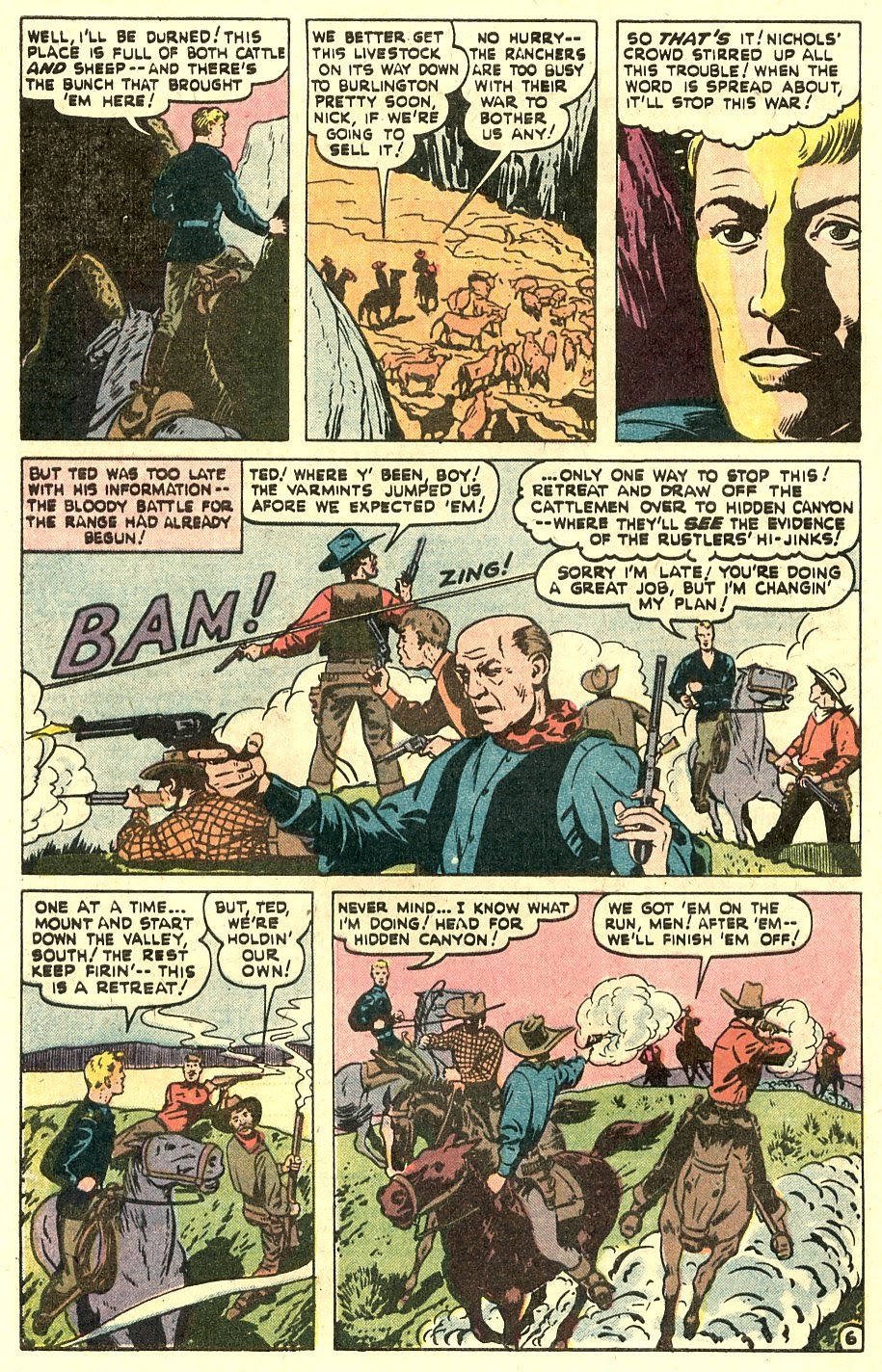Kid Colt Outlaw issue 185 - Page 32