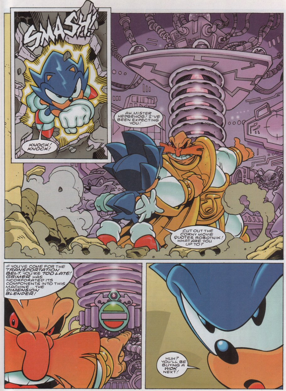 Read online Sonic the Comic comic -  Issue #164 - 6