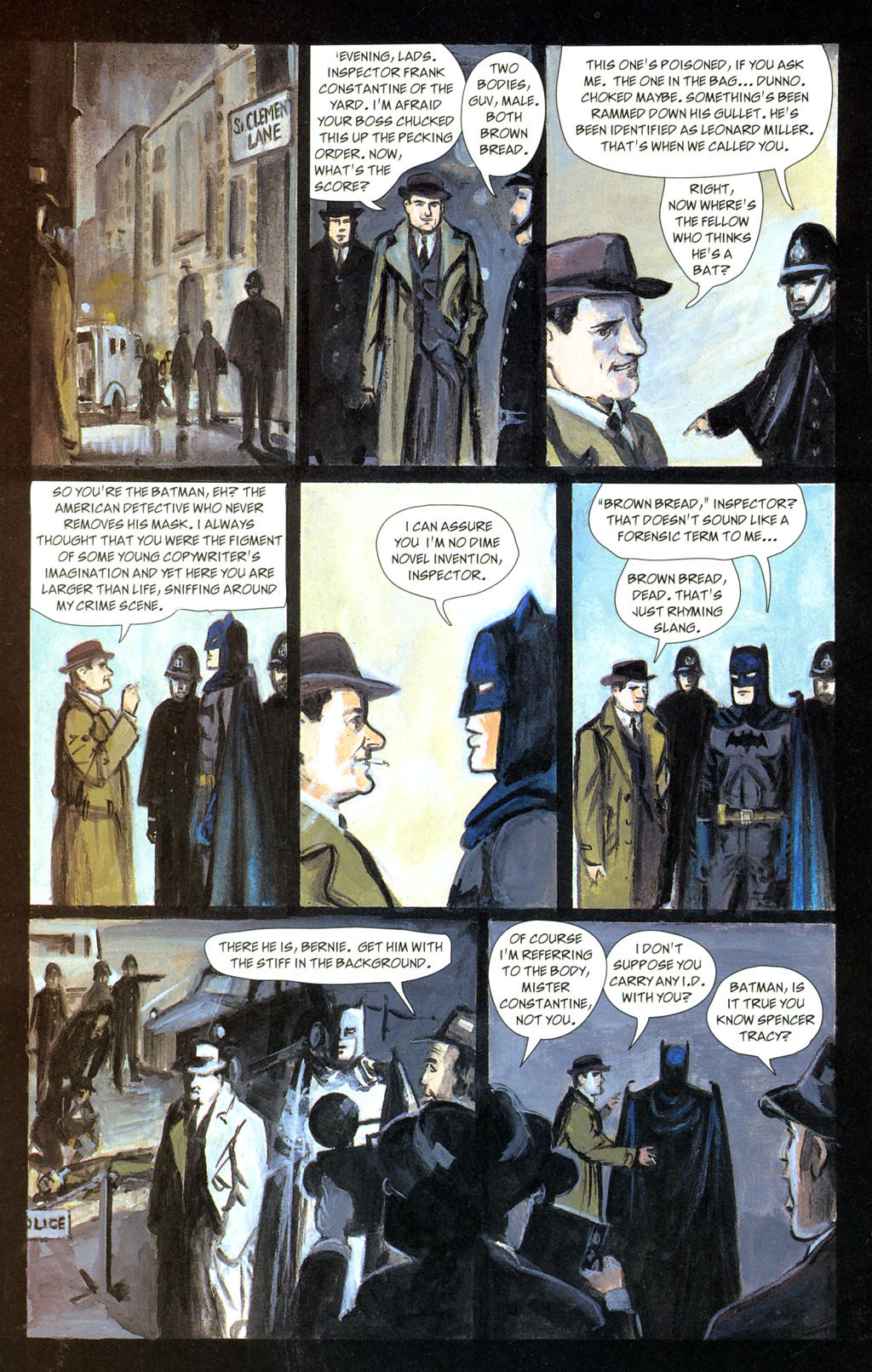 Read online Batman: The Order of Beasts comic -  Issue # Full - 18