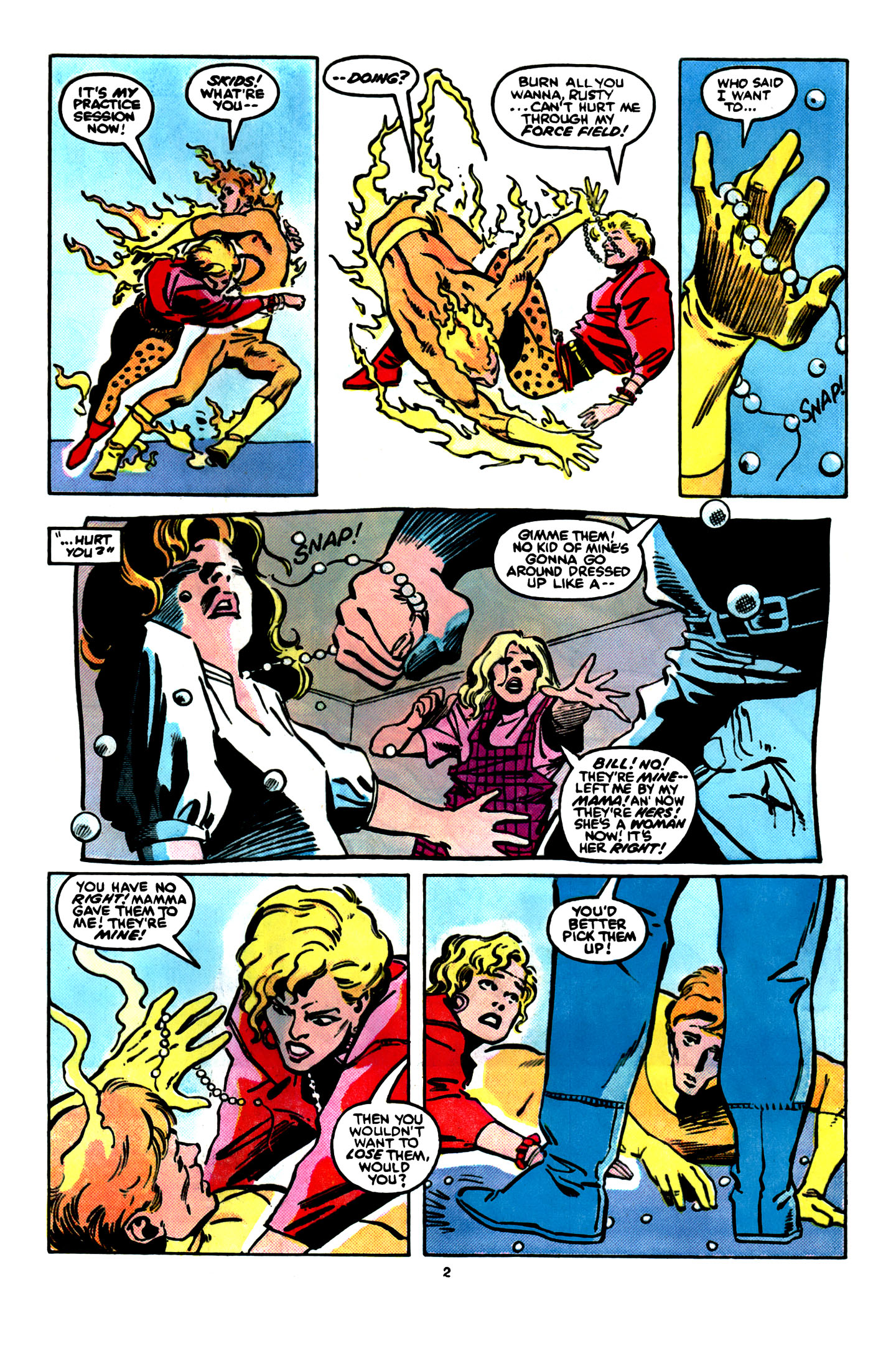 Read online X-Factor (1986) comic -  Issue #16 - 3