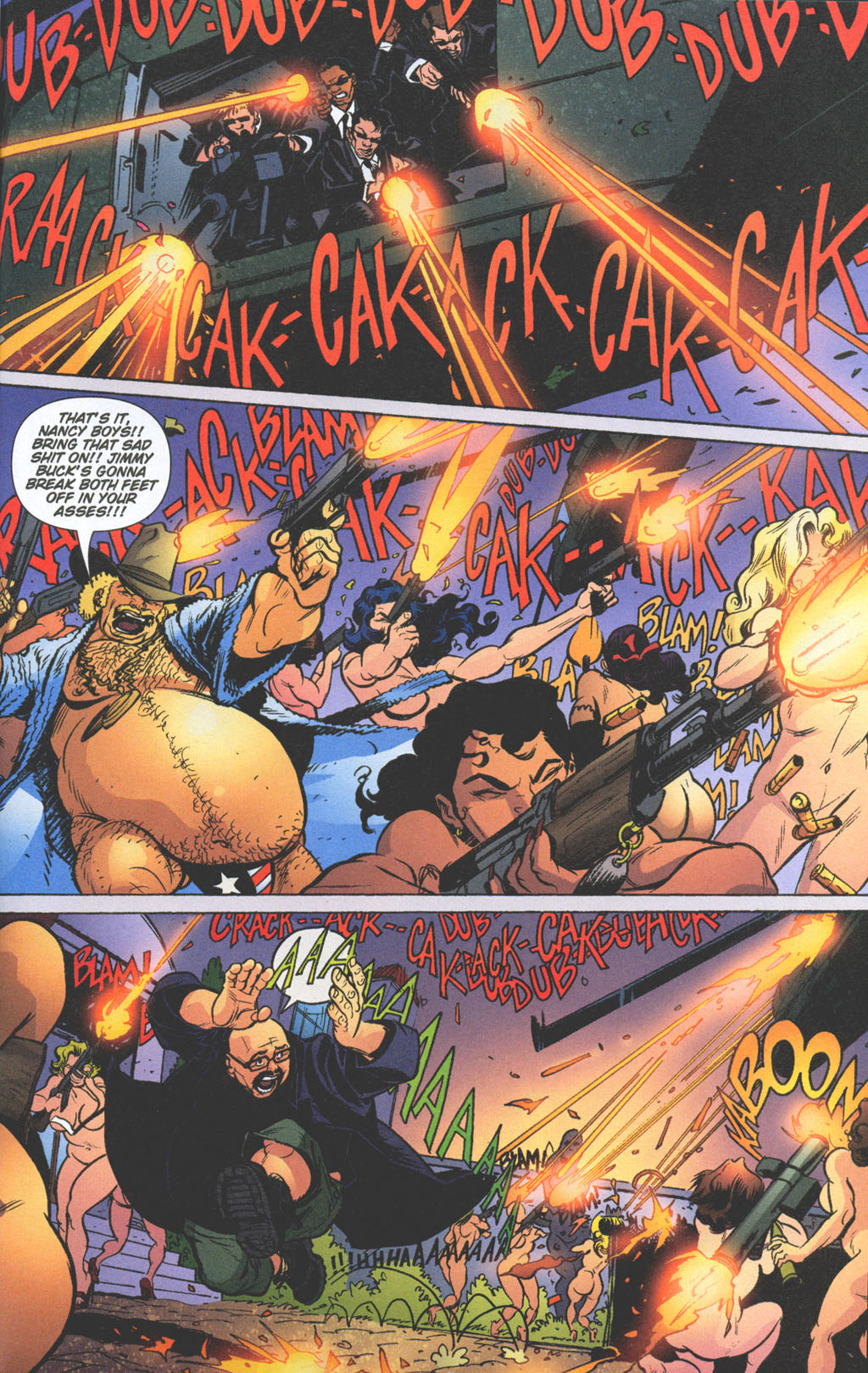 Read online Caper comic -  Issue #11 - 21