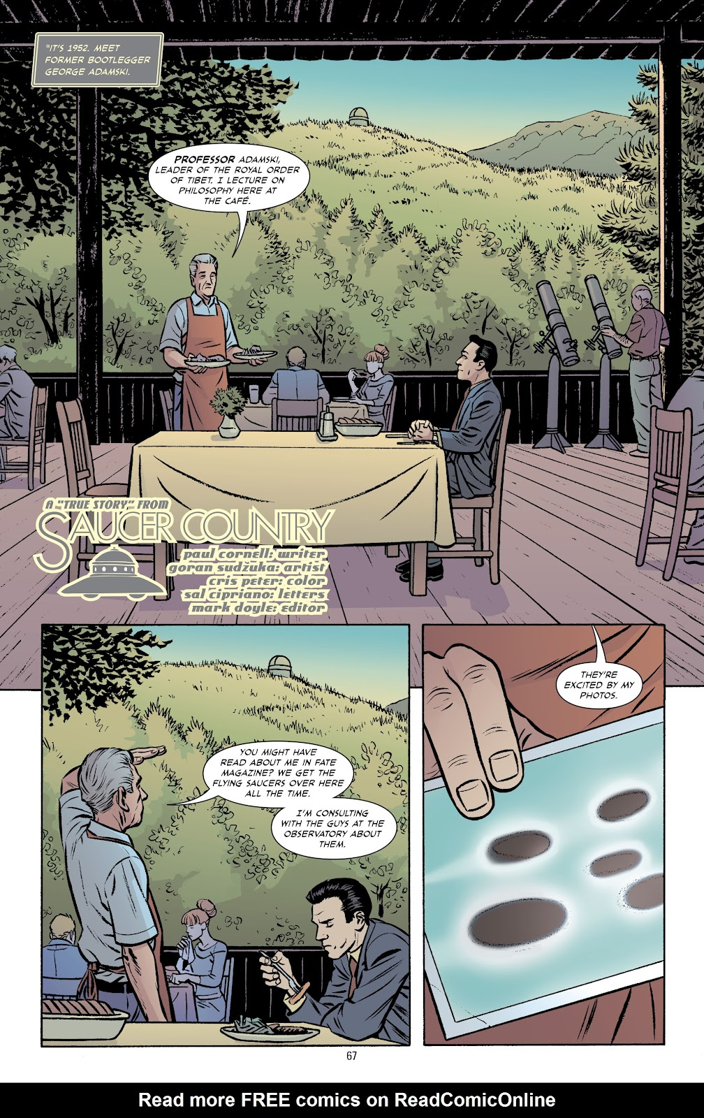 Read online Strange Adventures (2014) comic -  Issue # TPB (Part 1) - 64