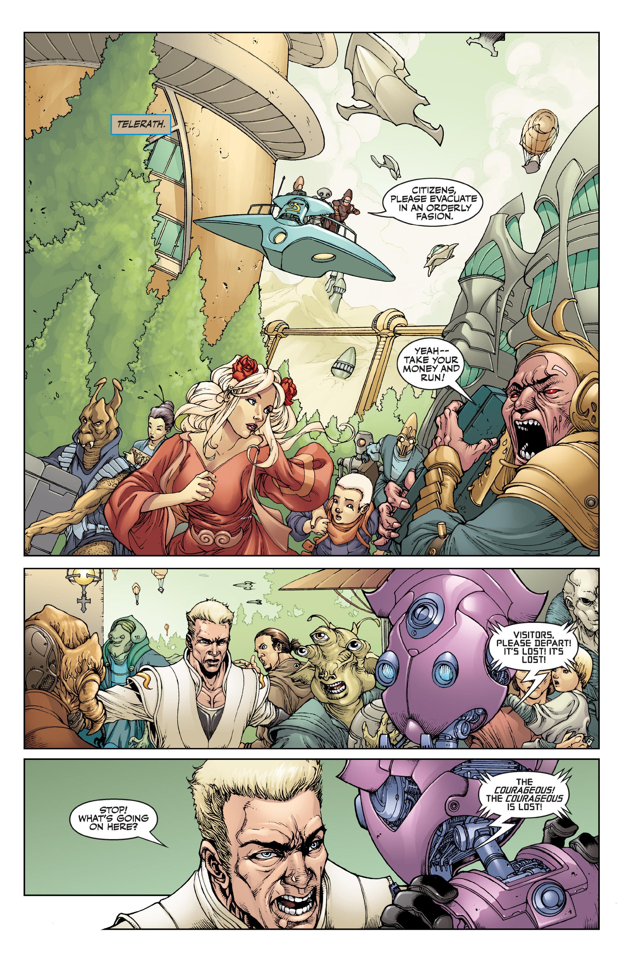 Read online Star Wars Omnibus comic -  Issue # Vol. 29 - 386