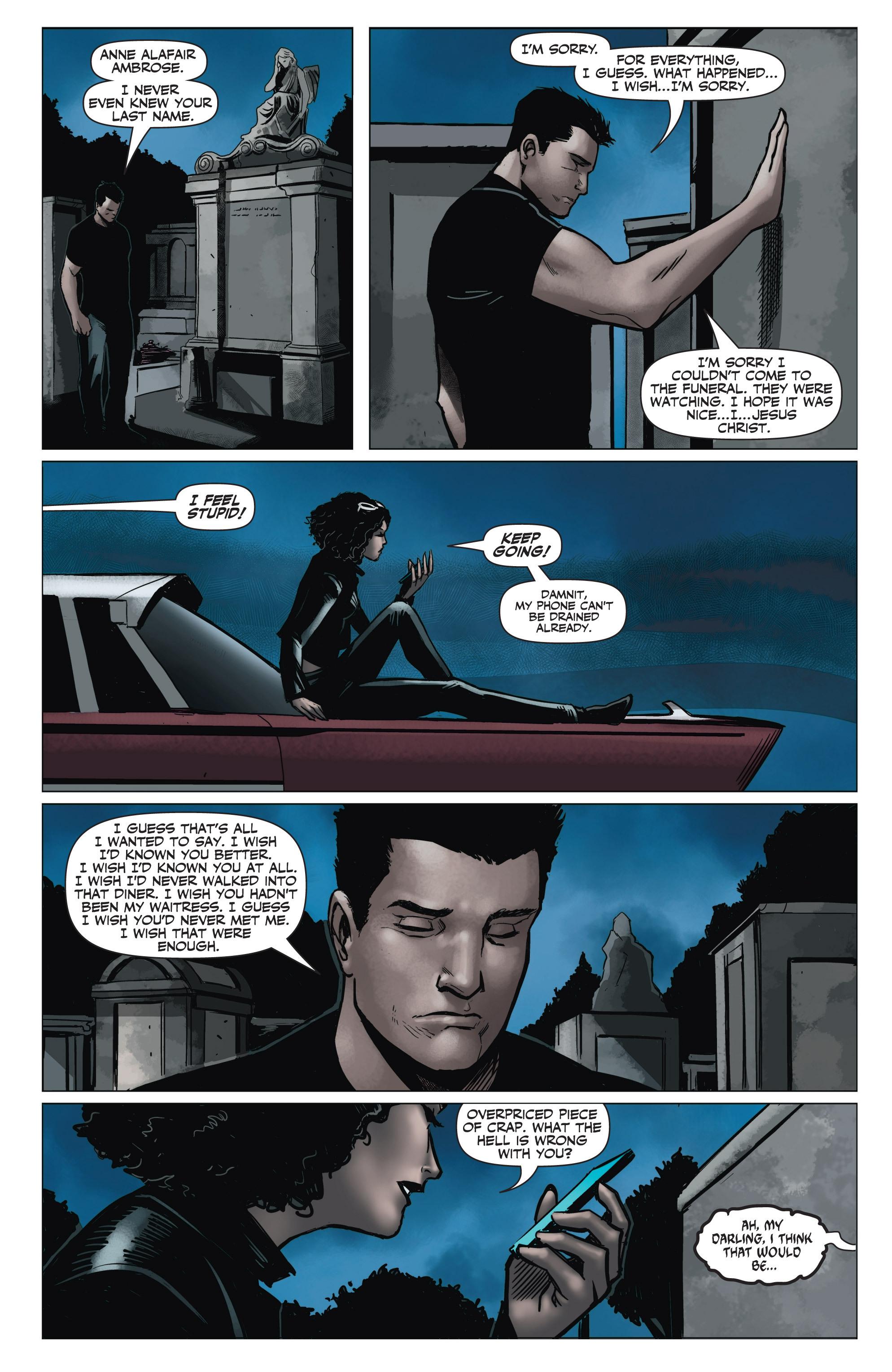 Read online Shadowman (2012) comic -  Issue #6 - 16