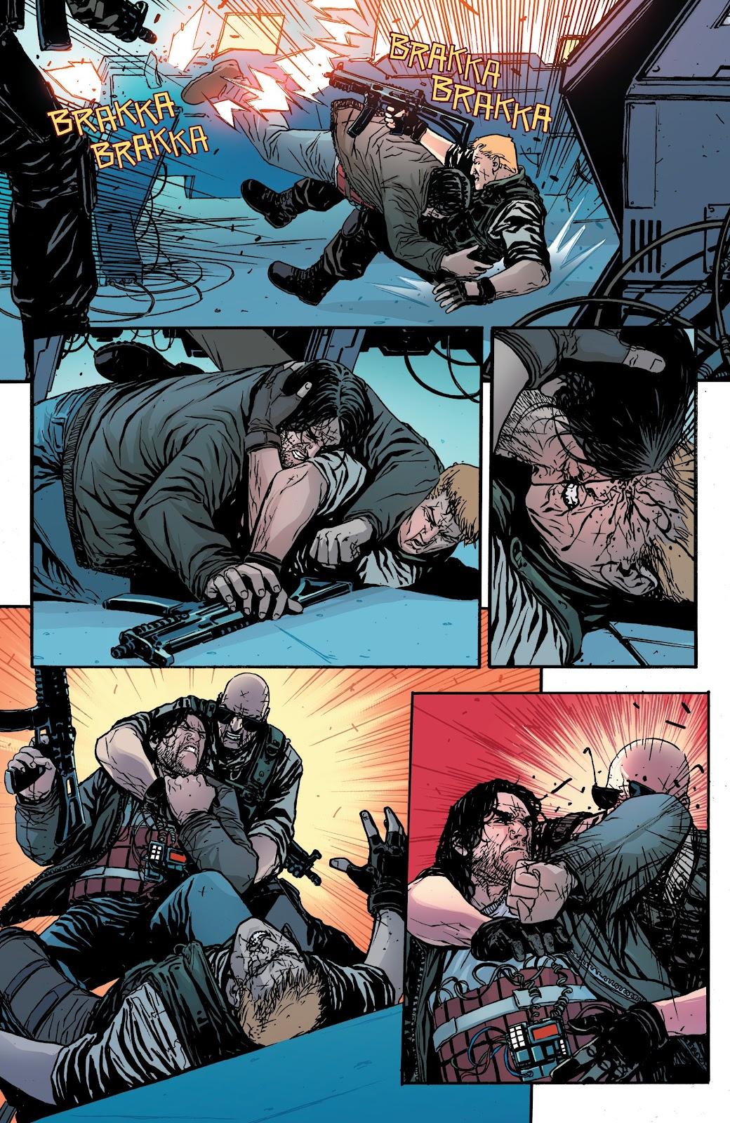 Read online Hardcore comic -  Issue #5 - 7