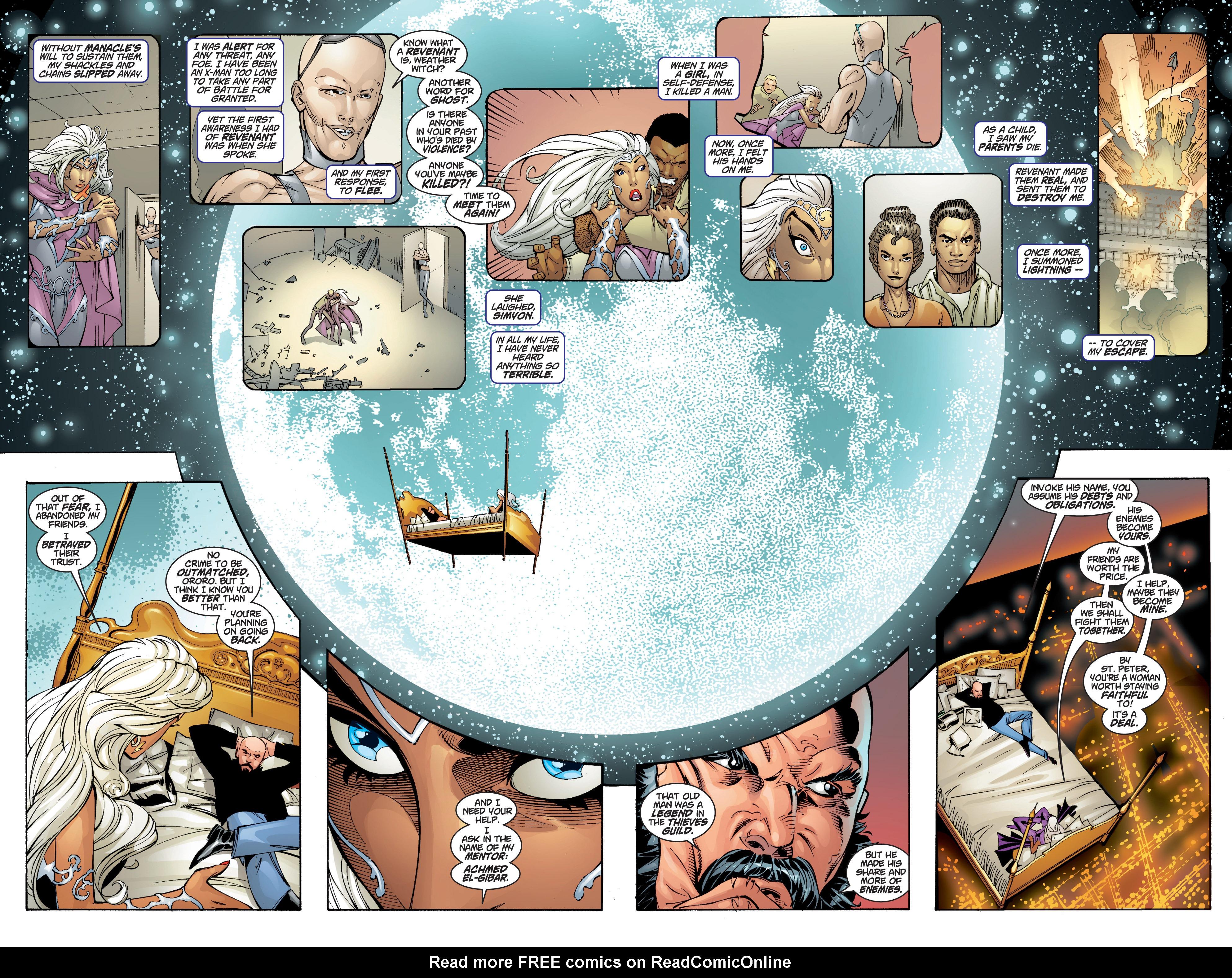 Read online Uncanny X-Men (1963) comic -  Issue #383 - 18