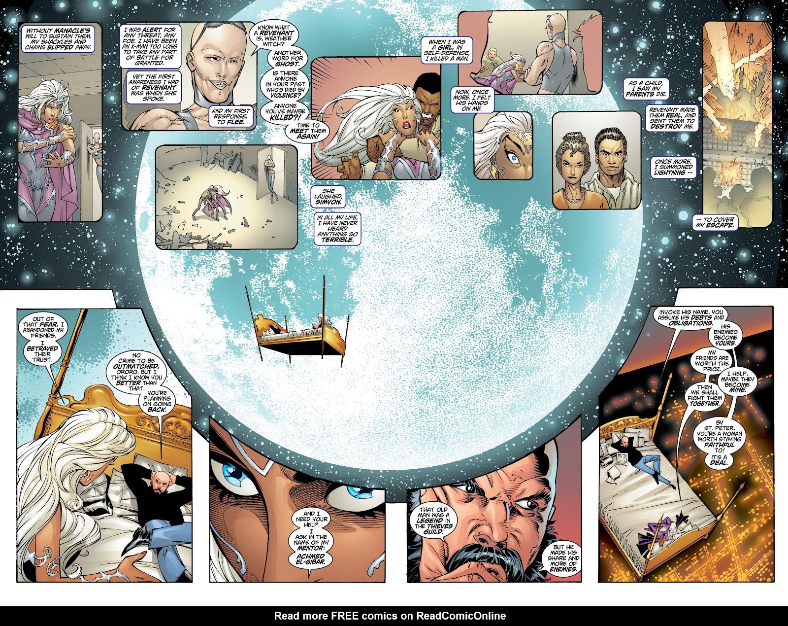 Uncanny X-Men (1963) issue 383 - Page 18