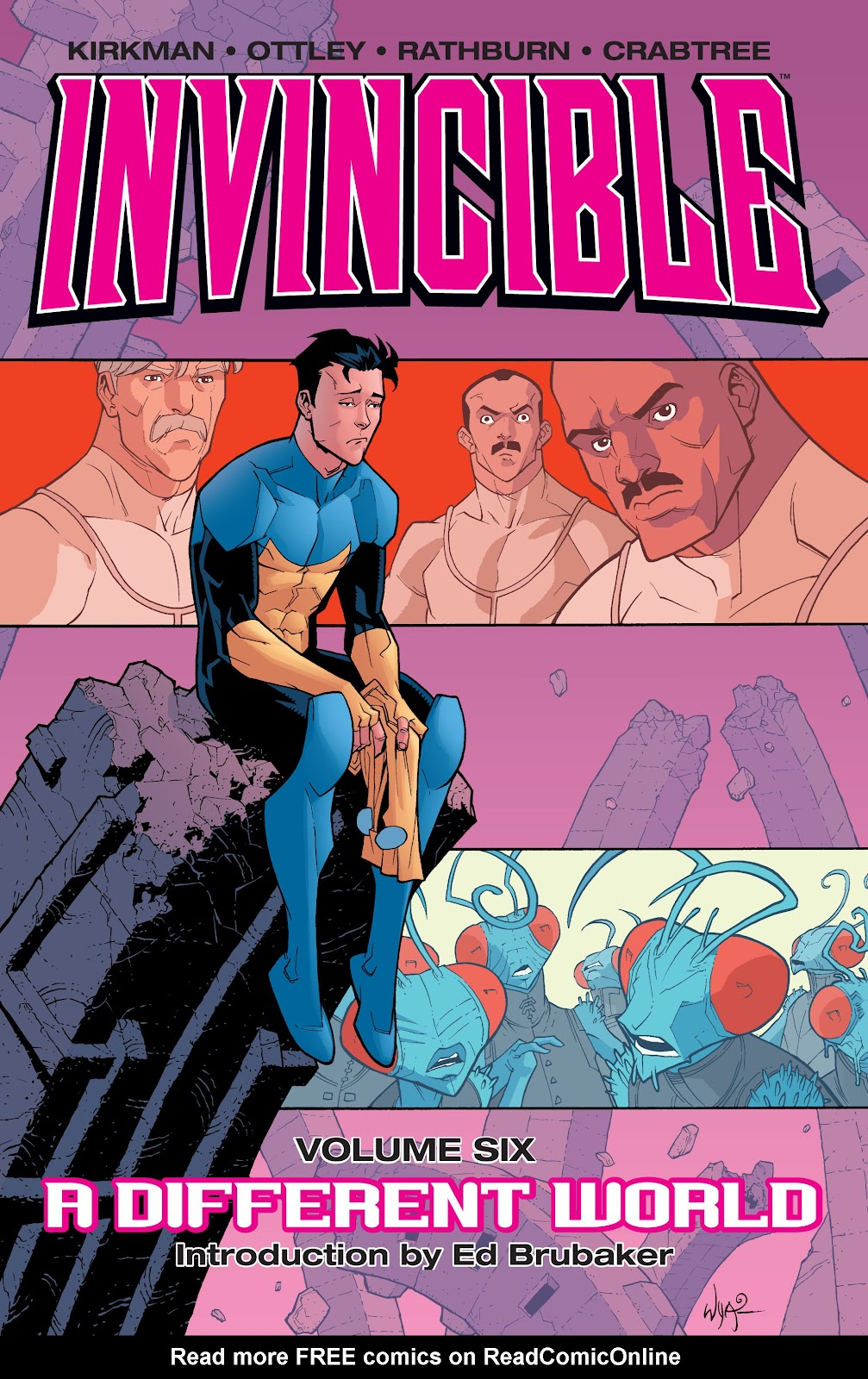 Invincible (2003) _TPB_6_-_A_Different_World Page 1