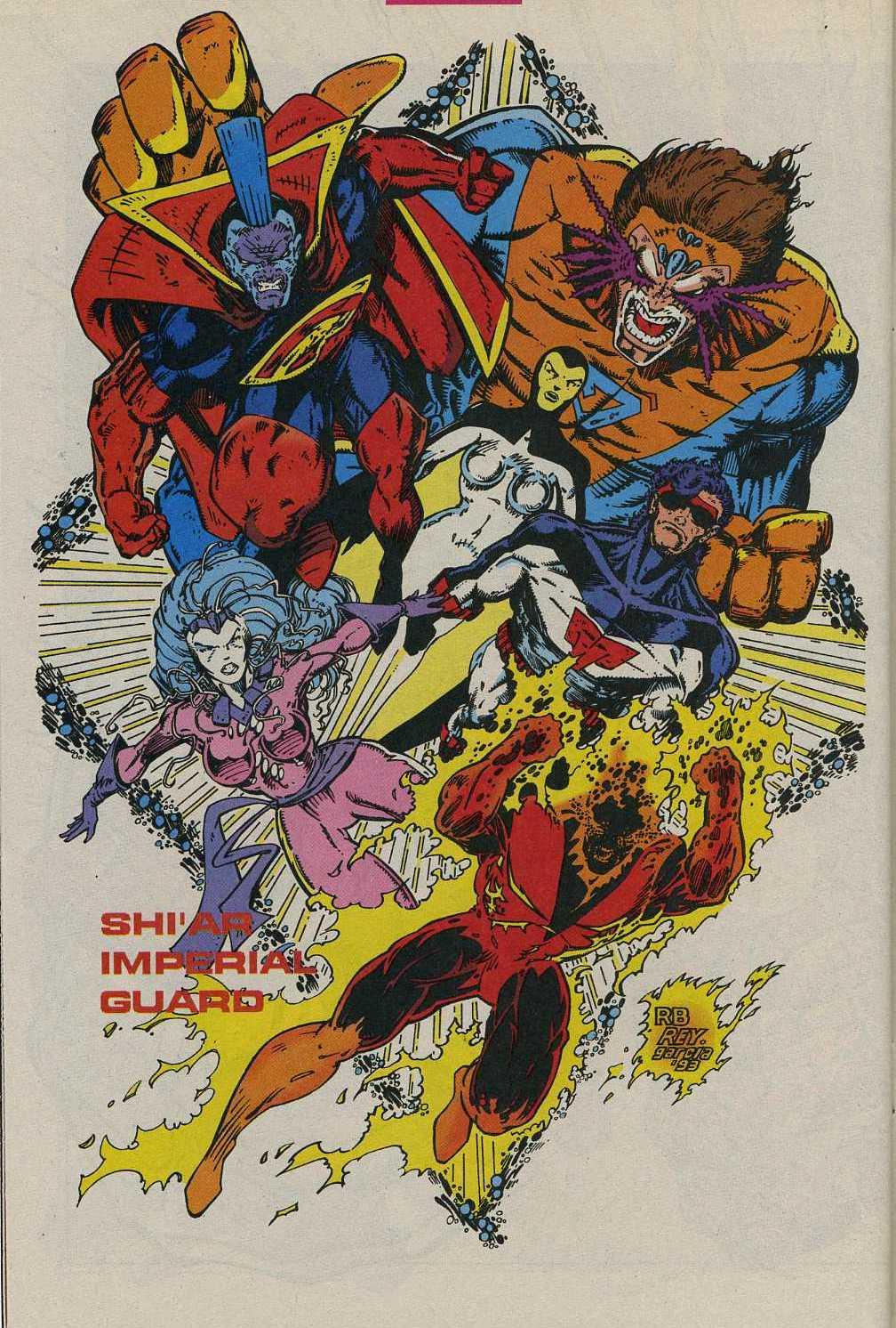 Read online Avengers Strike File comic -  Issue # Full - 31