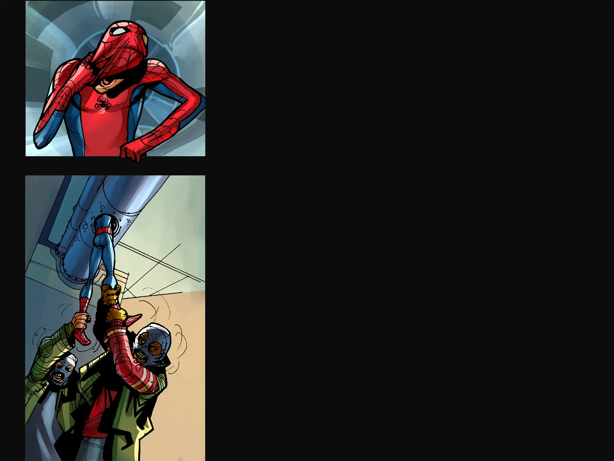 Read online Amazing Spider-Man: Who Am I? comic -  Issue # Full (Part 1) - 46