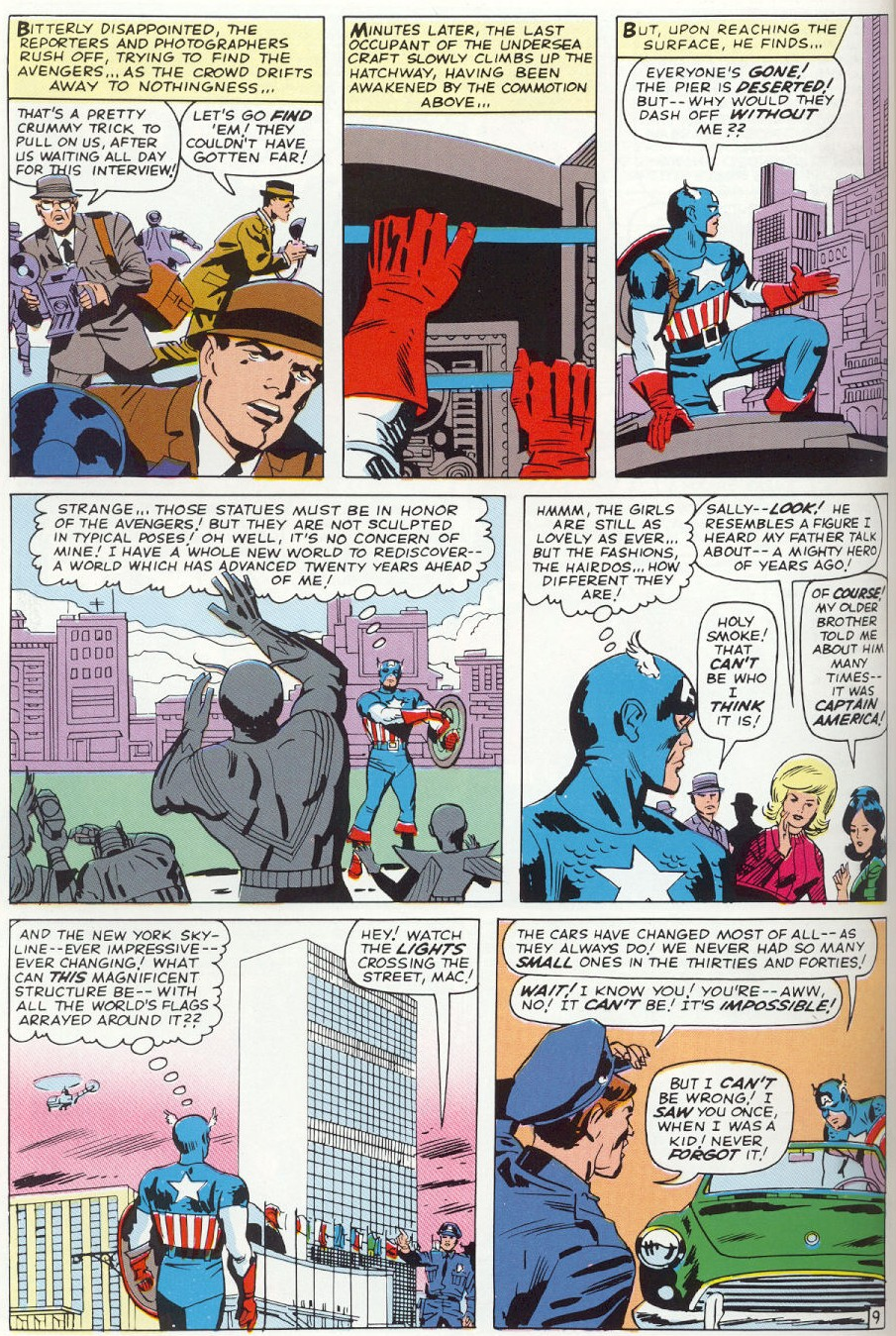 The Avengers (1963) 4 Page 9