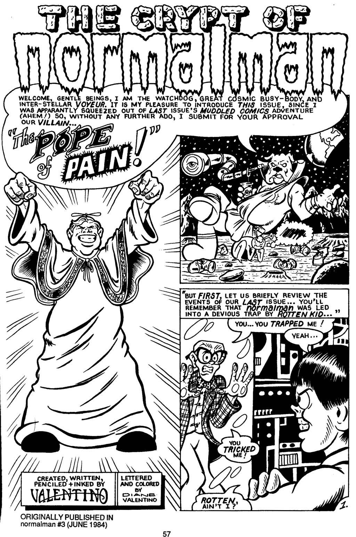 Read online Normalman - The Novel comic -  Issue # TPB (Part 1) - 61