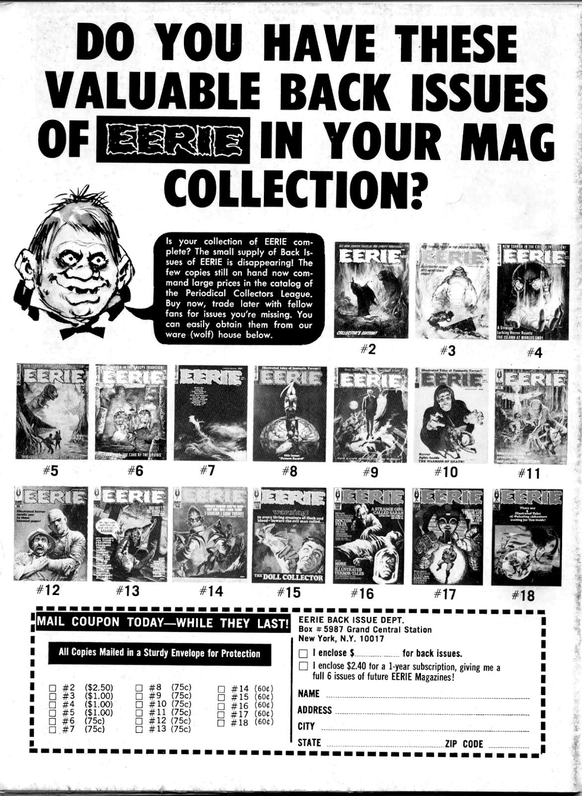 Creepy (1964) Issue #25 #25 - English 51