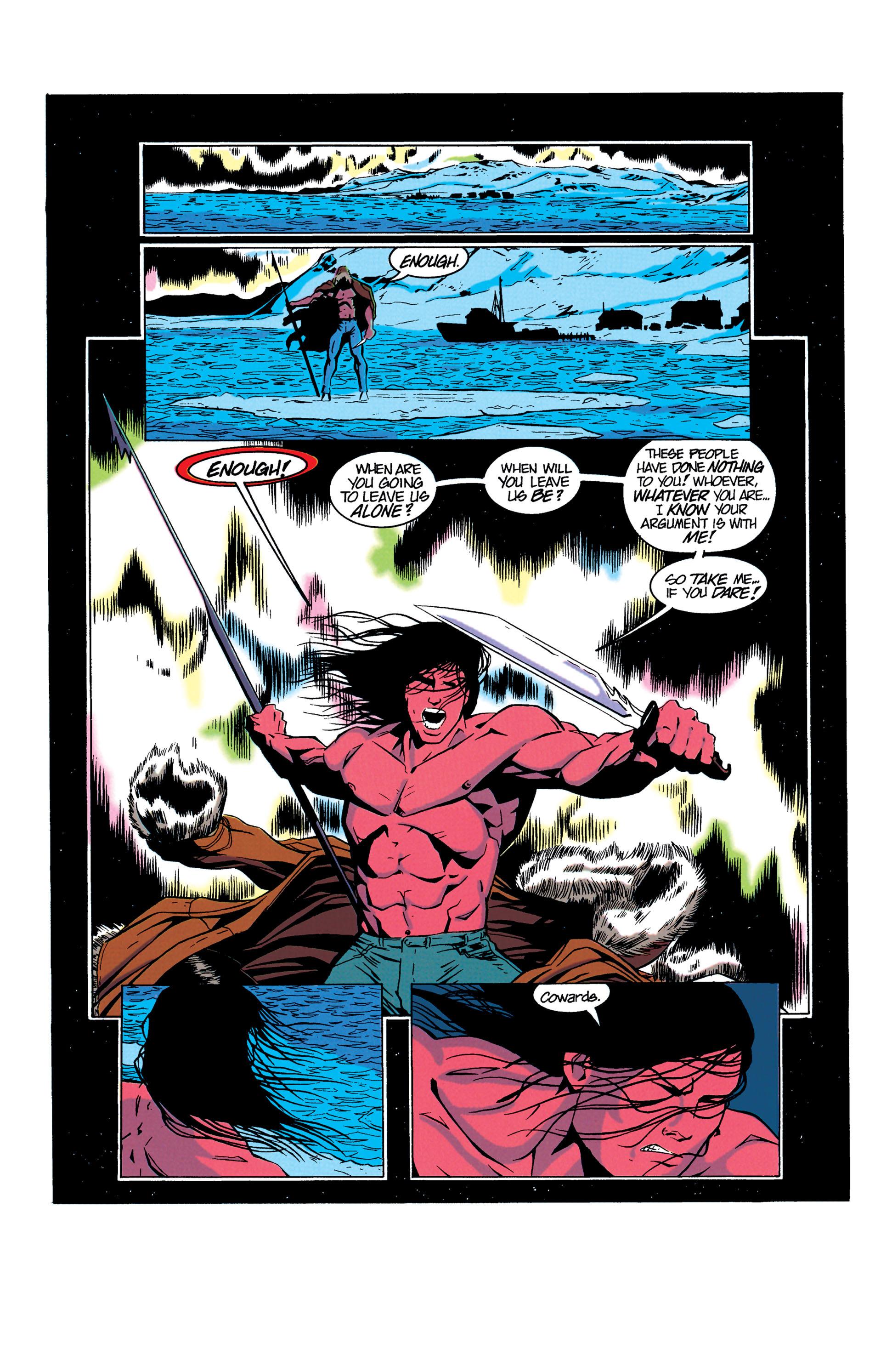 Read online Aquaman (1994) comic -  Issue #5 - 2