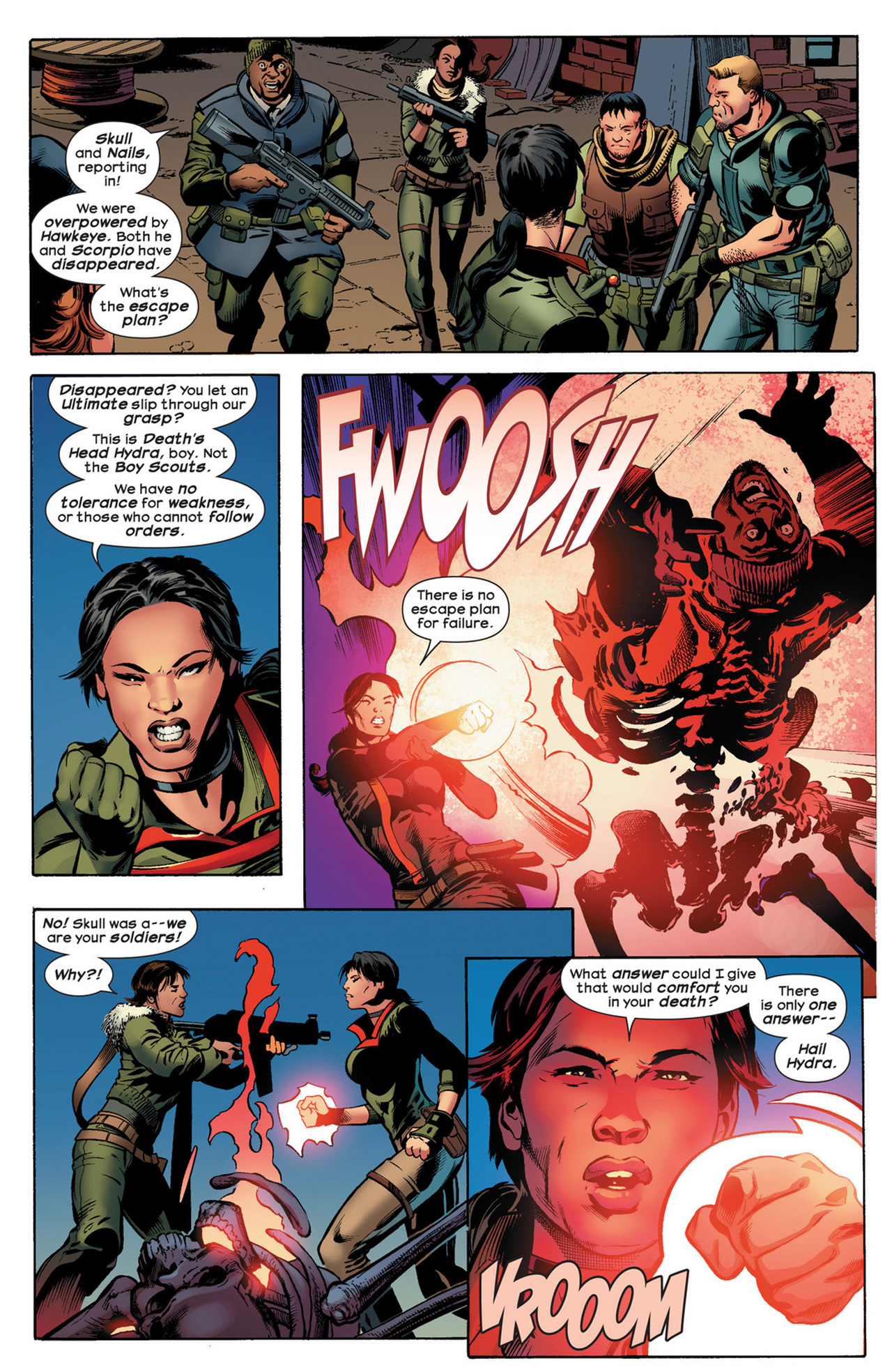 Read online Ultimate Comics Ultimates comic -  Issue #21 - 14