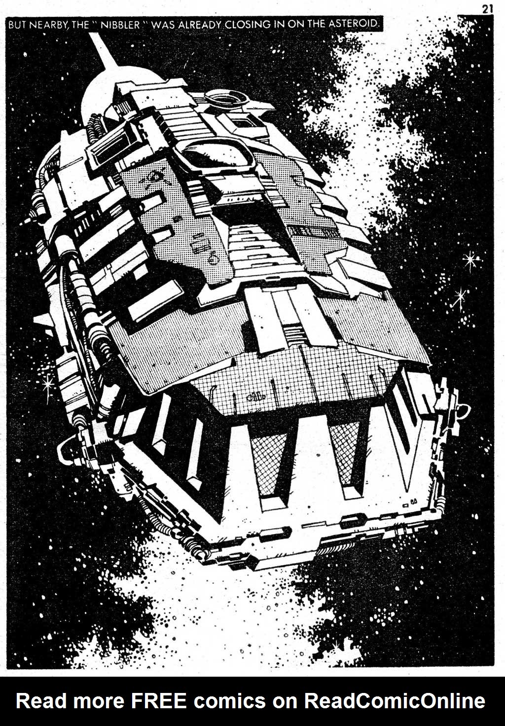 Starblazer issue 71 - Page 21
