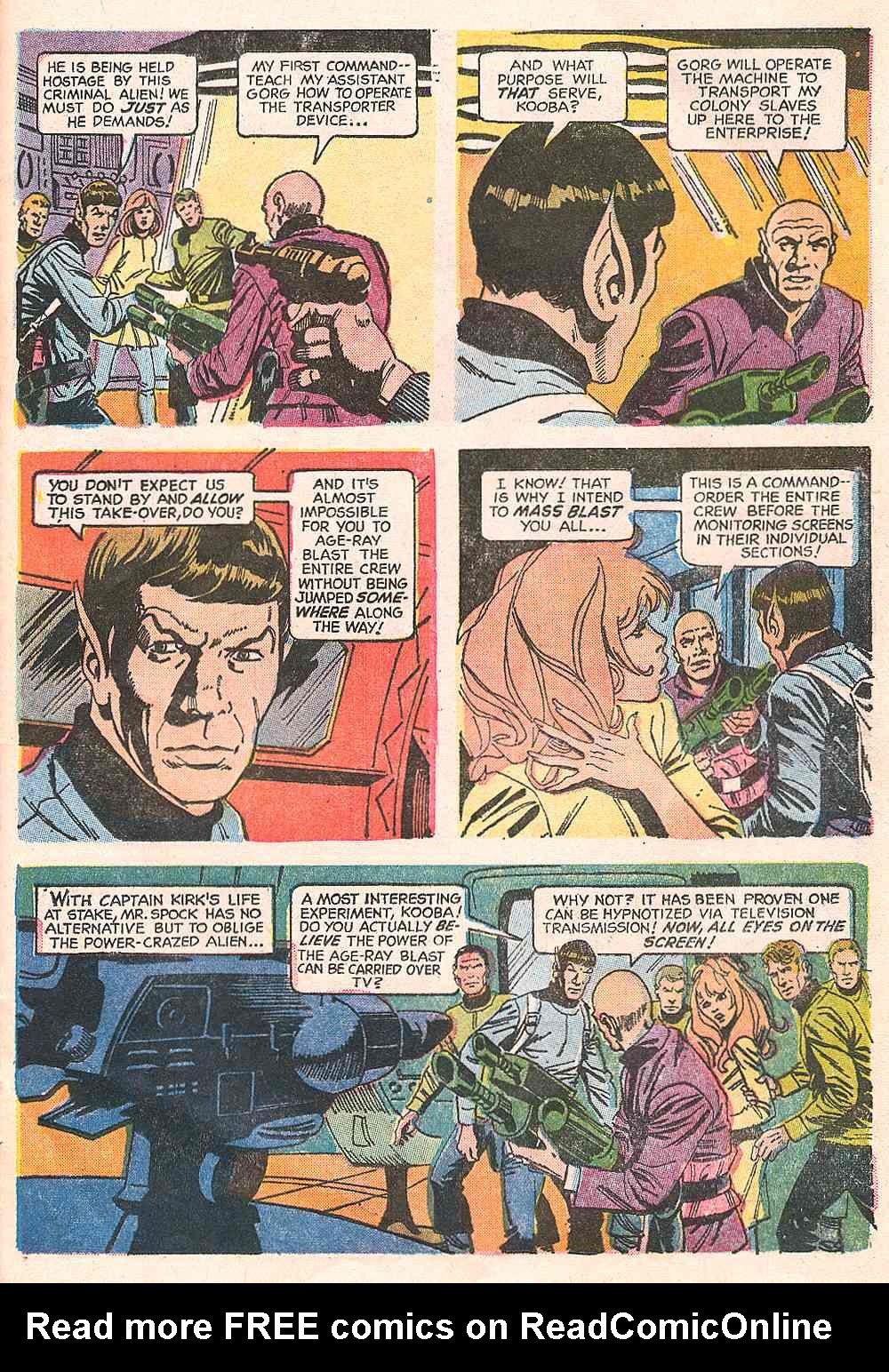 Star Trek (1967) issue 8 - Page 20