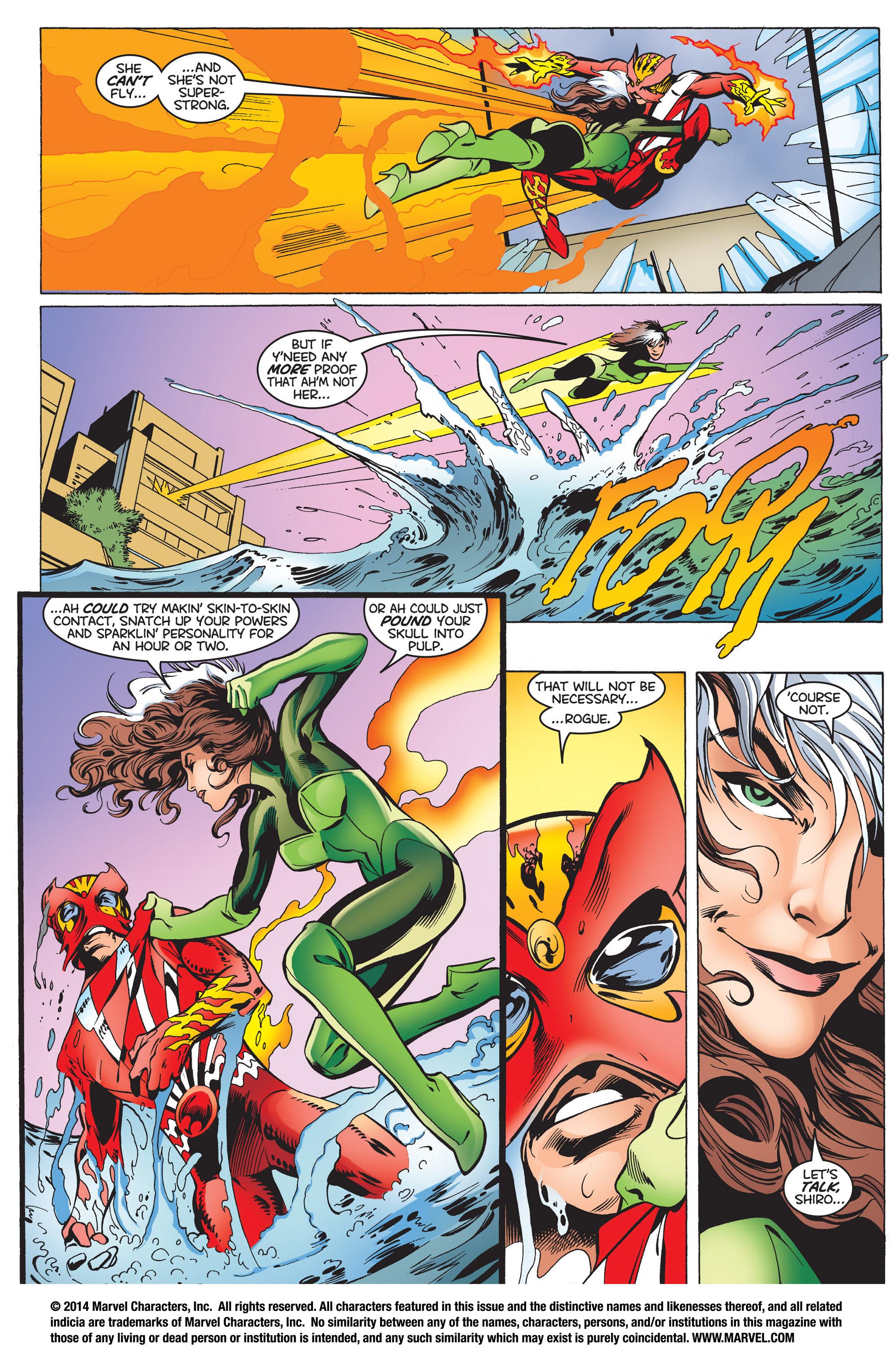 X-Men (1991) 94 Page 3