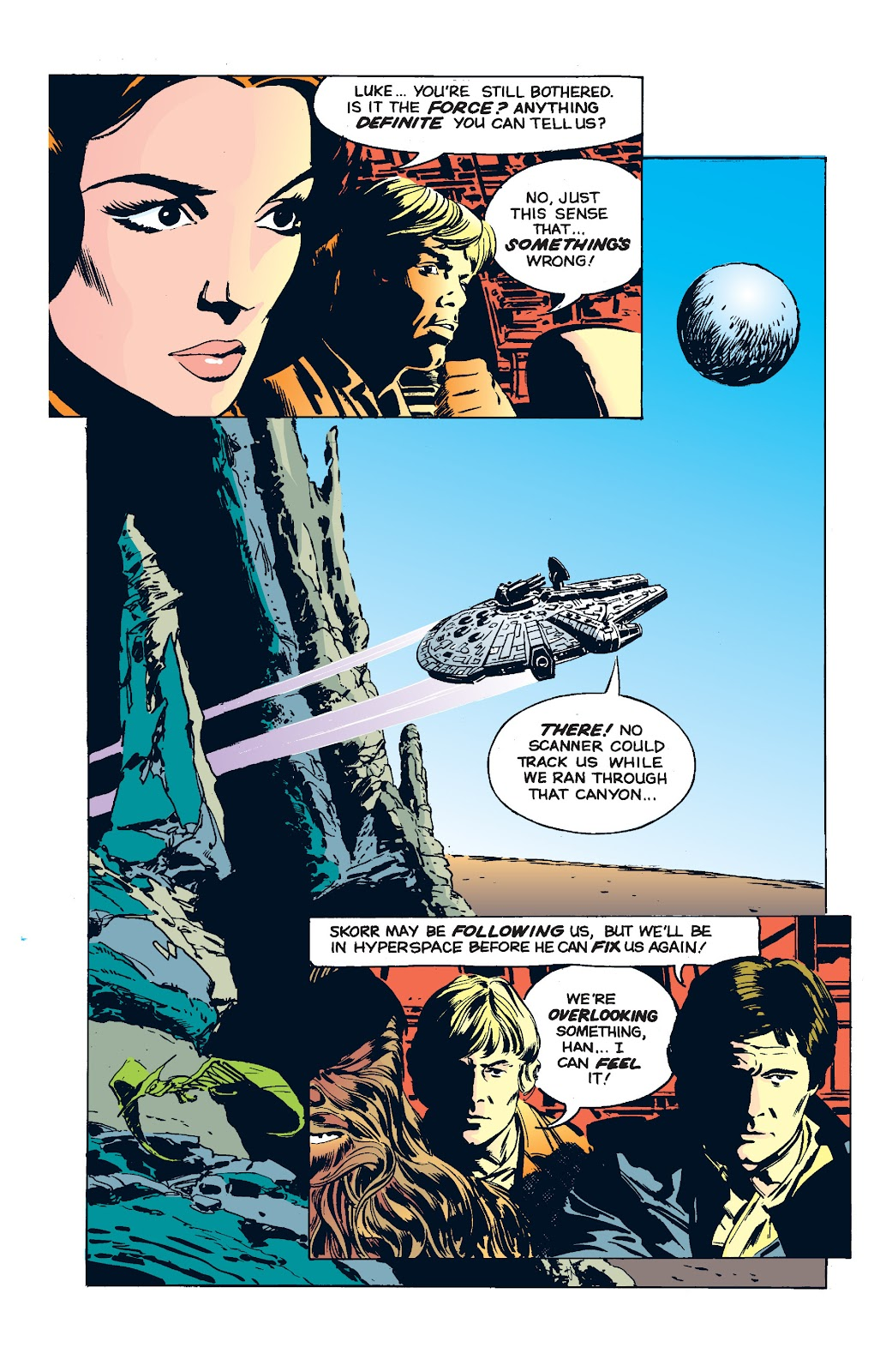 Read online Star Wars Legends: The Newspaper Strips - Epic Collection comic -  Issue # TPB (Part 5) - 16