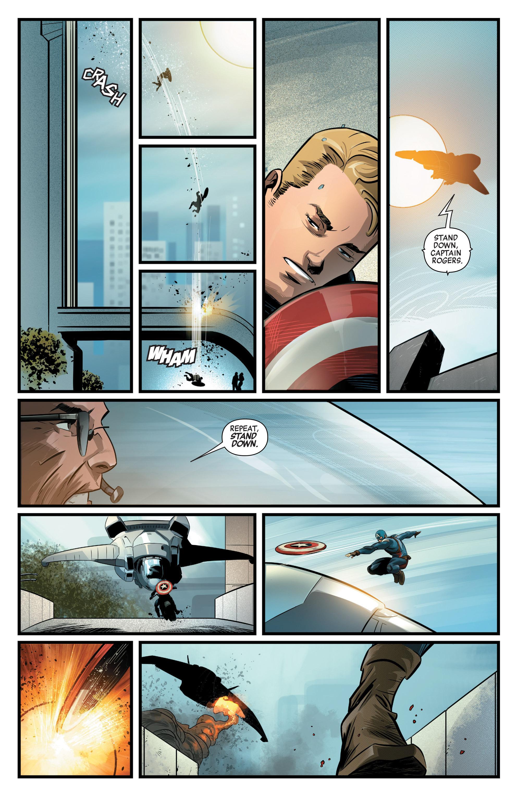 Read online Captain America: Civil War Prelude comic -  Issue #3 - 18