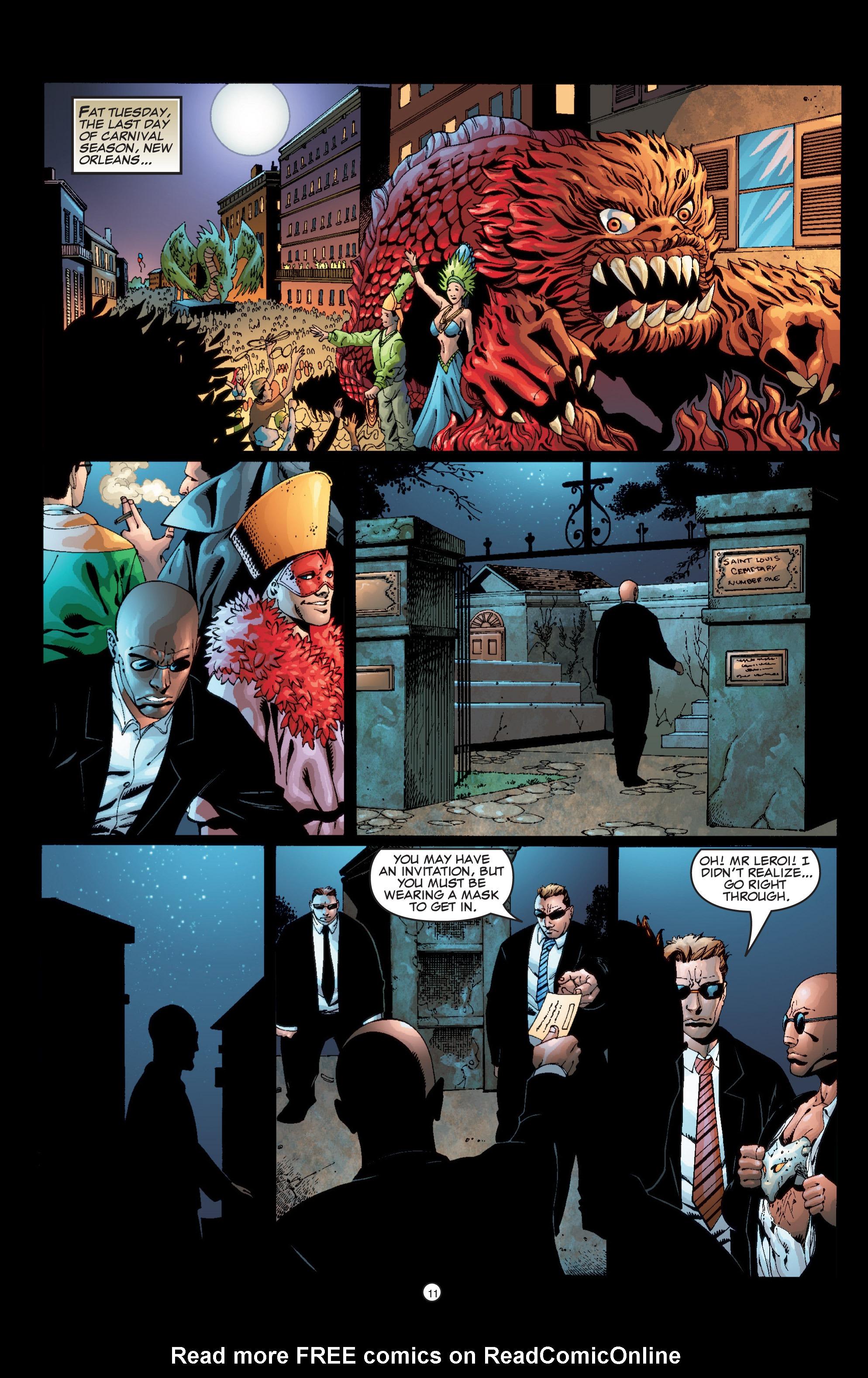 Read online Shadowman (1999) comic -  Issue #6 - 13