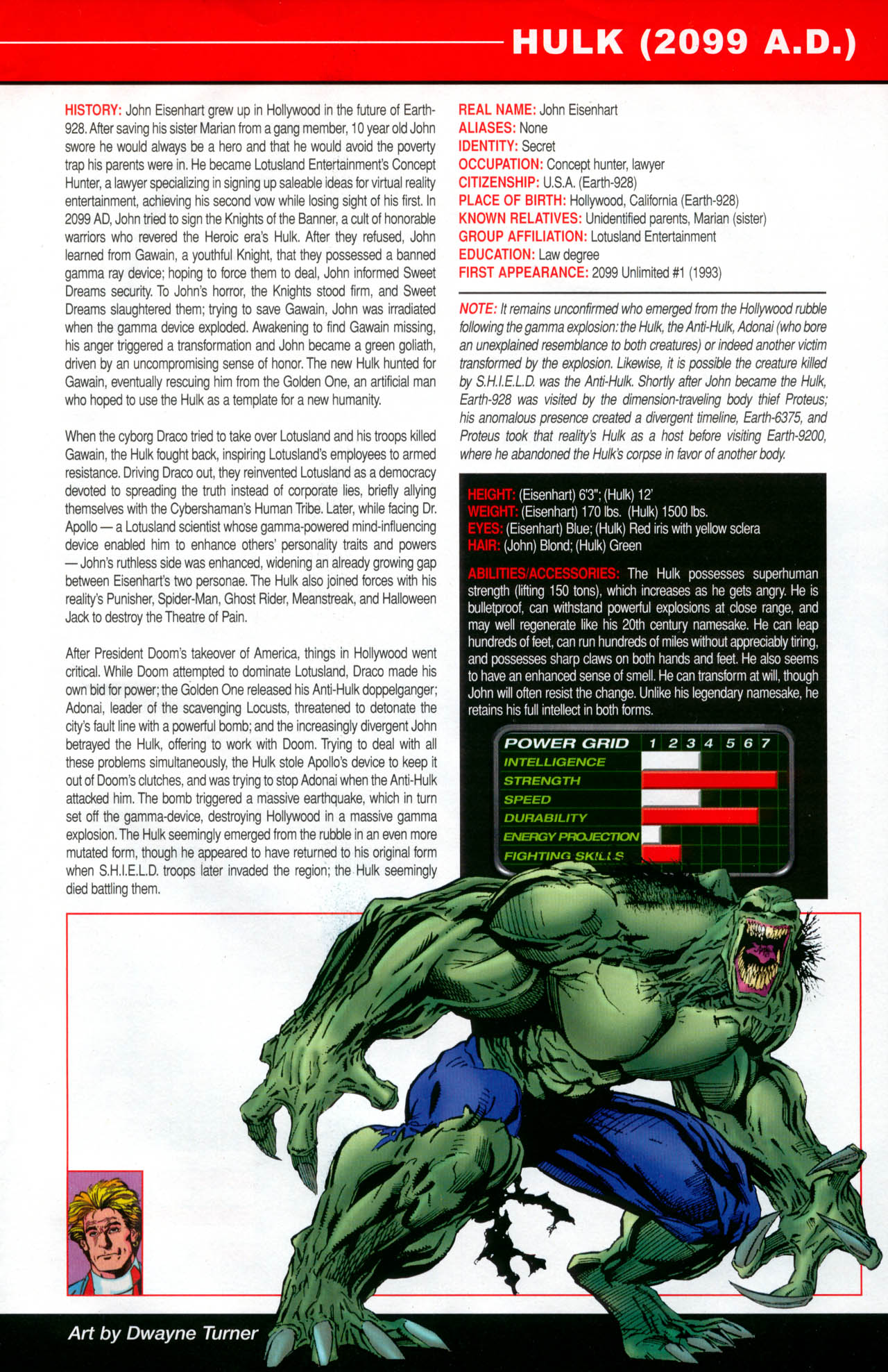 Read online All-New Official Handbook of the Marvel Universe A to Z: Update comic -  Issue #2 - 33