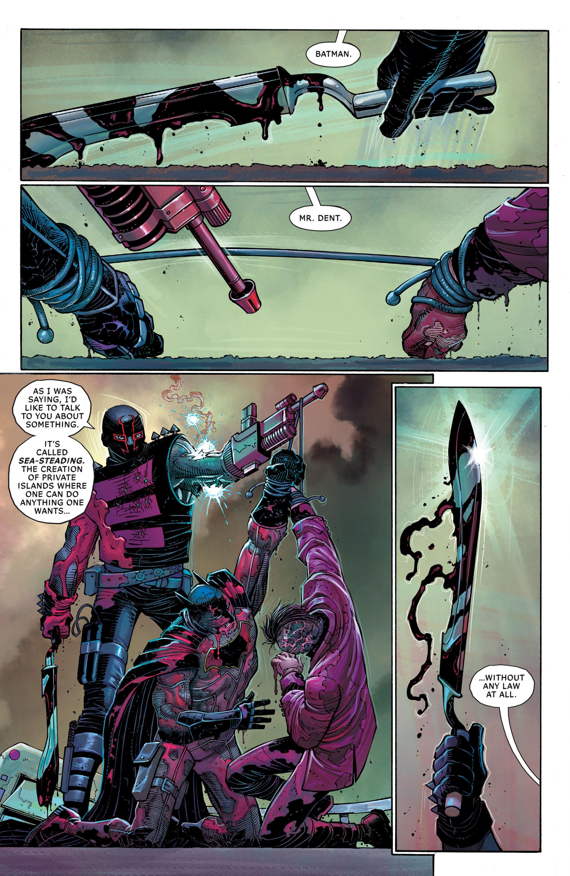 Read online All-Star Batman comic -  Issue #3 - 12