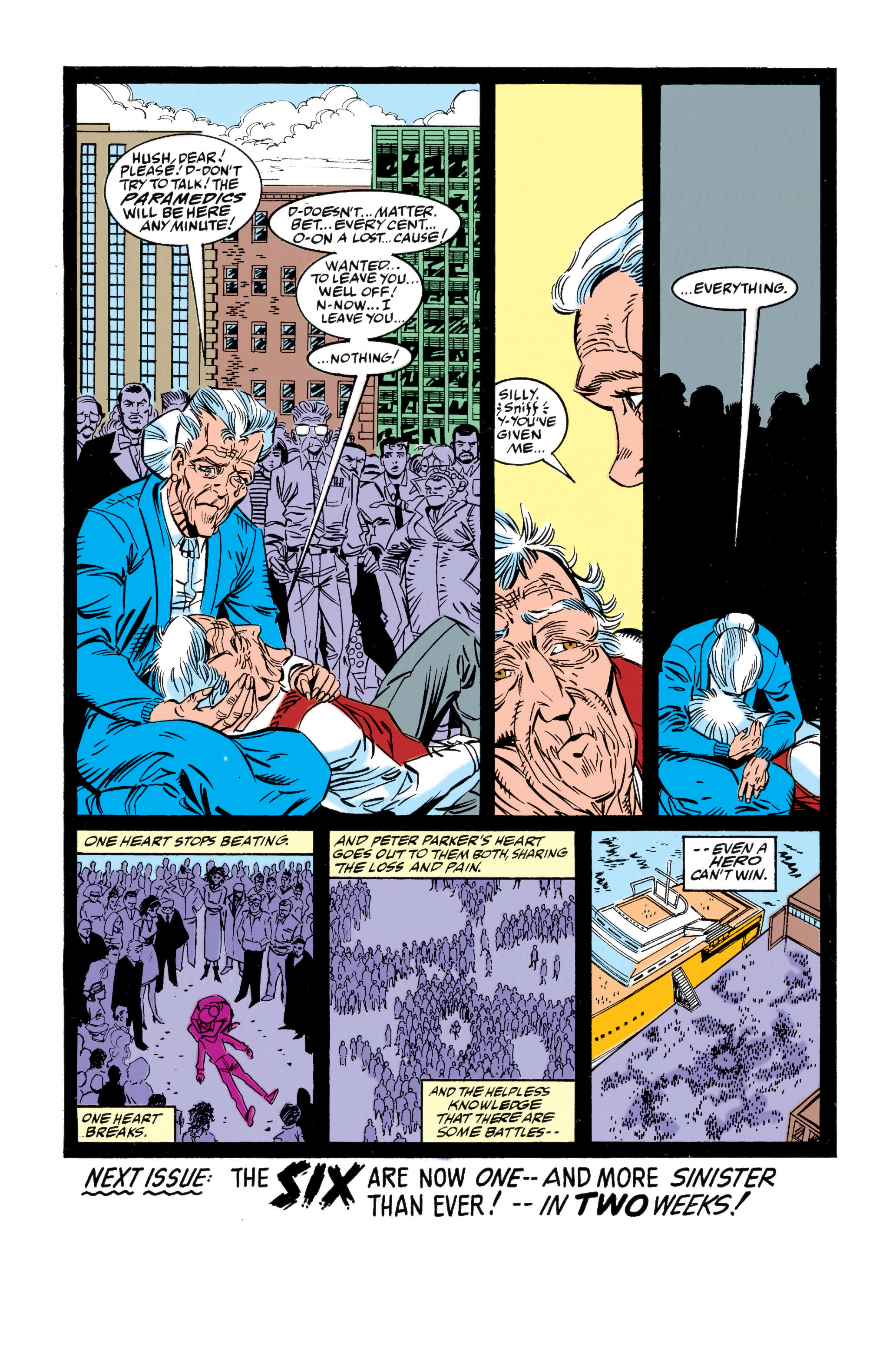 The Amazing Spider-Man (1963) 336 Page 22