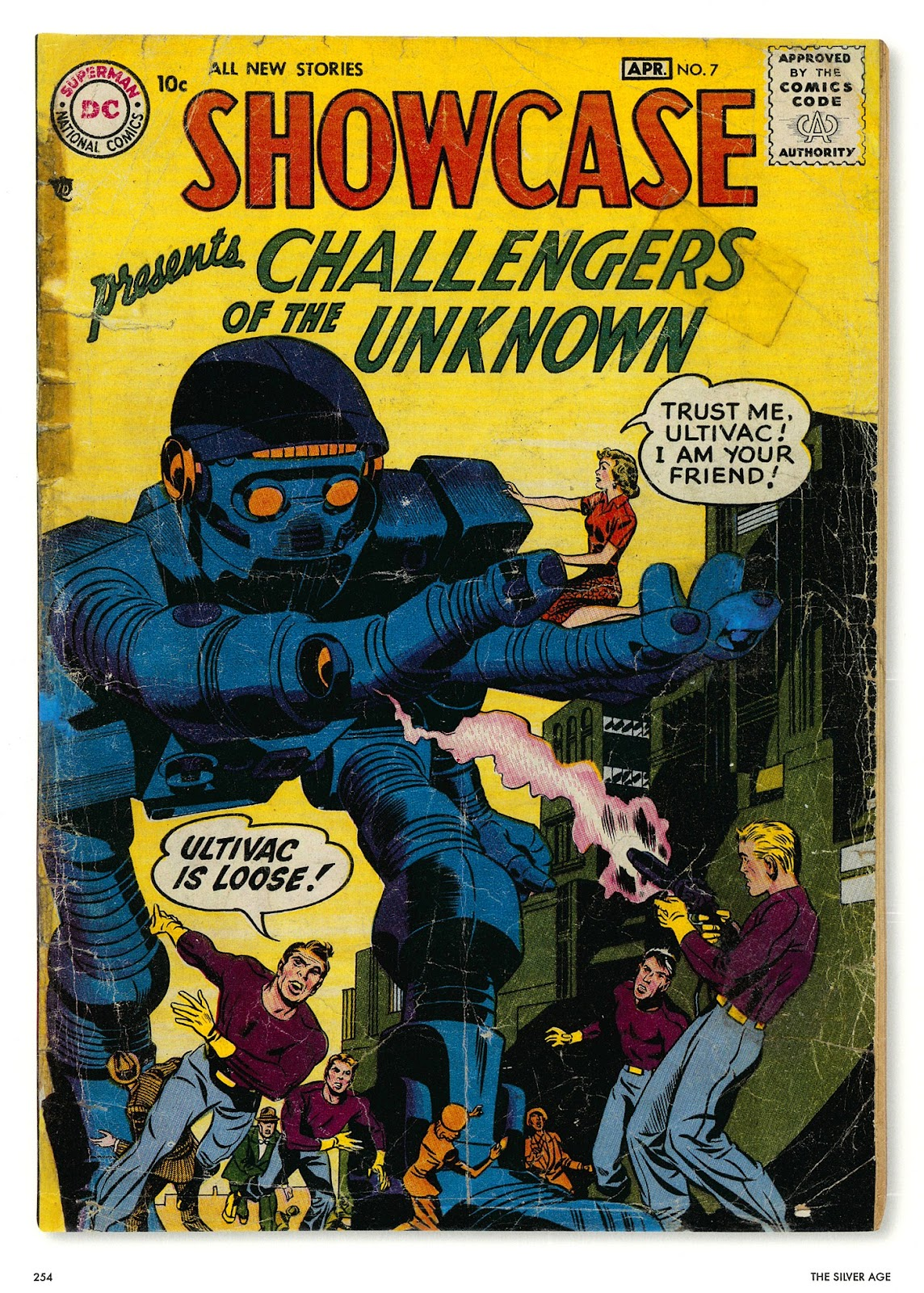Read online 75 Years Of DC Comics comic -  Issue # TPB (Part 3) - 67