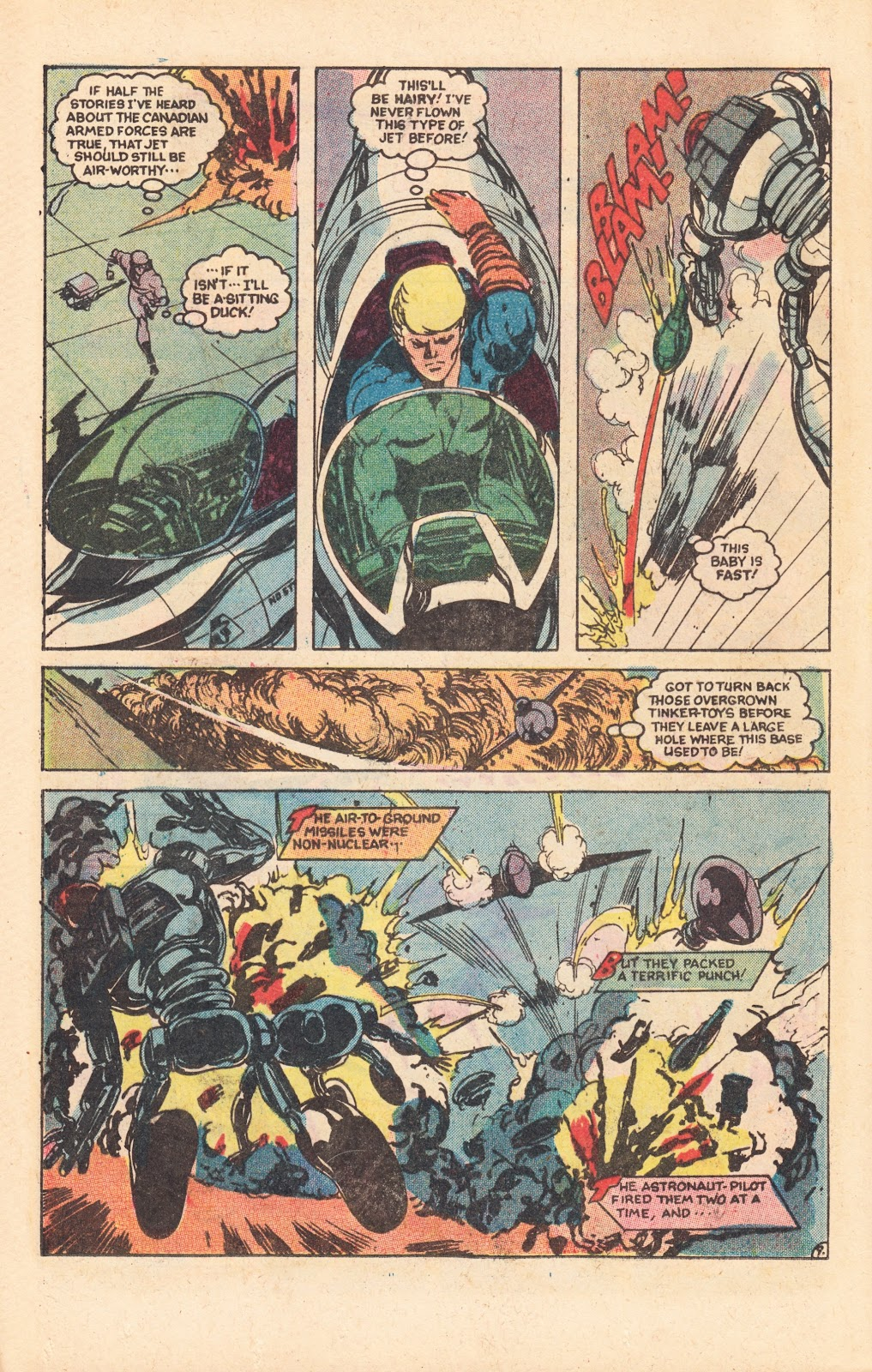 Read online Doomsday   1 (1975) comic -  Issue #8 - 12