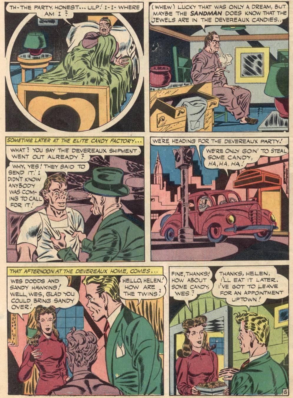 Read online Adventure Comics (1938) comic -  Issue #100 - 8