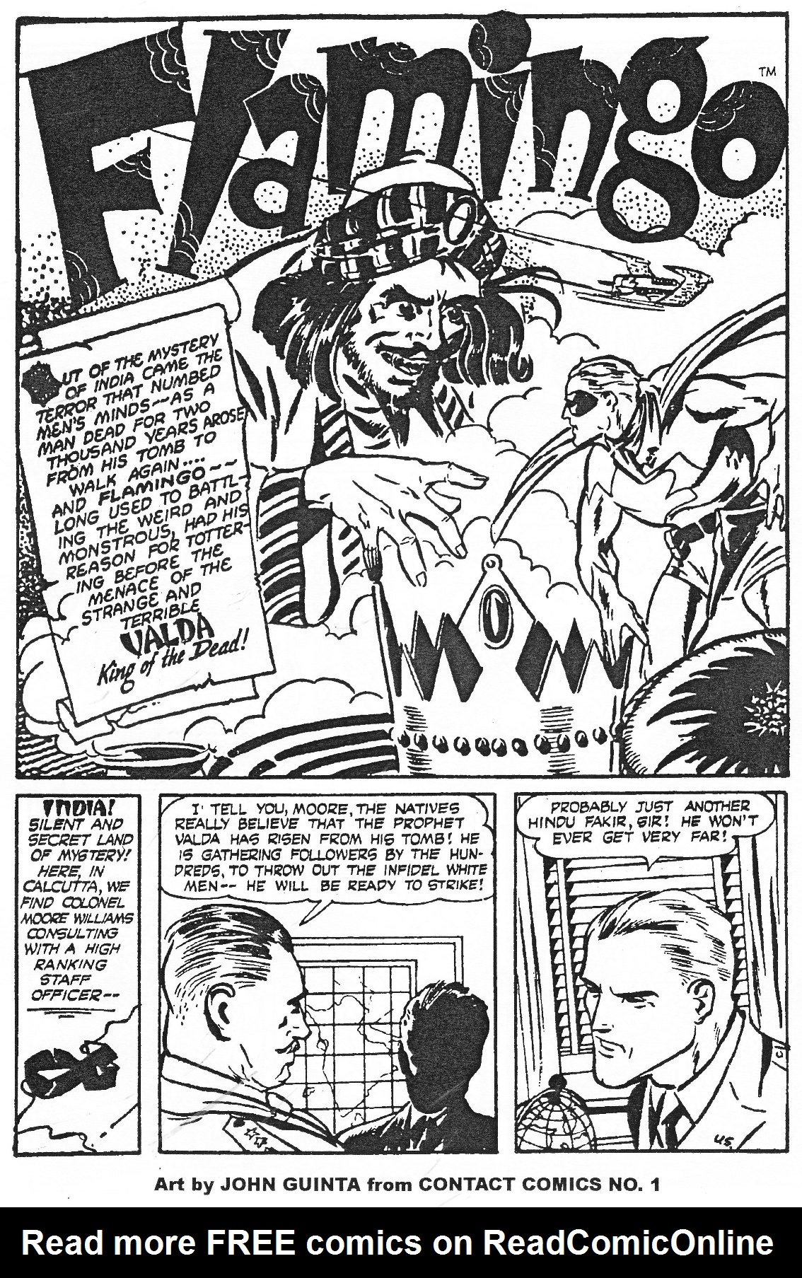 Read online Men of Mystery Comics comic -  Issue #83 - 167