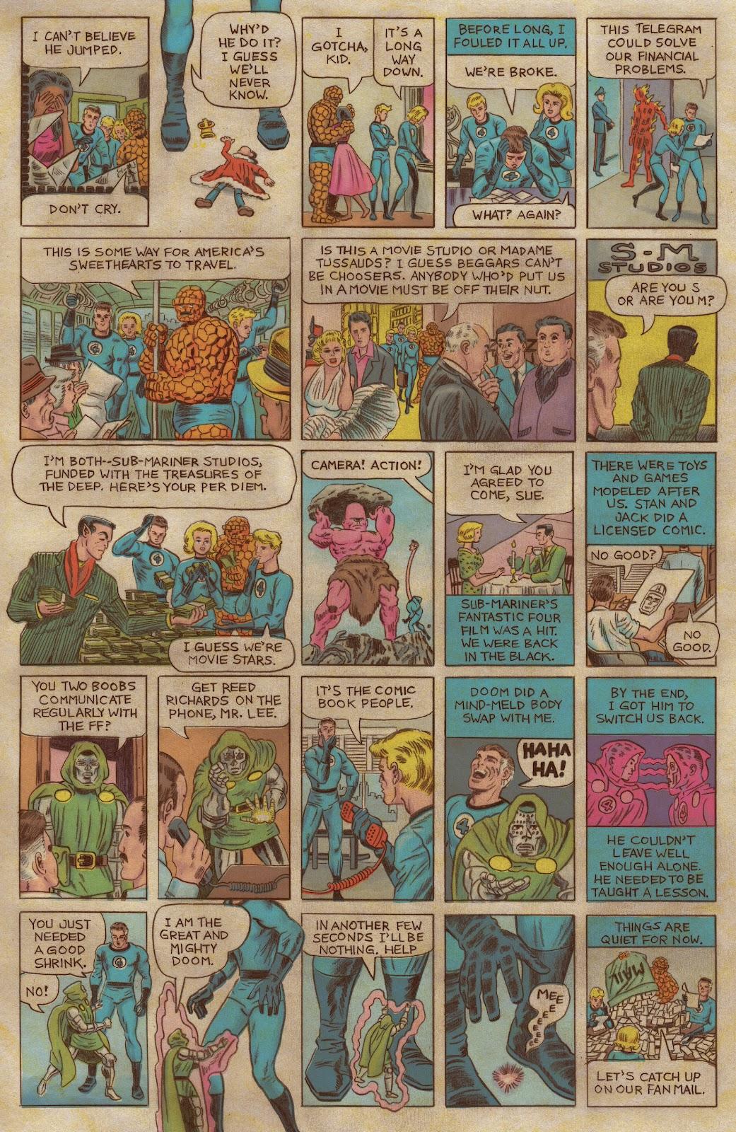 Read online Fantastic Four: Grand Design comic -  Issue #1 - 24