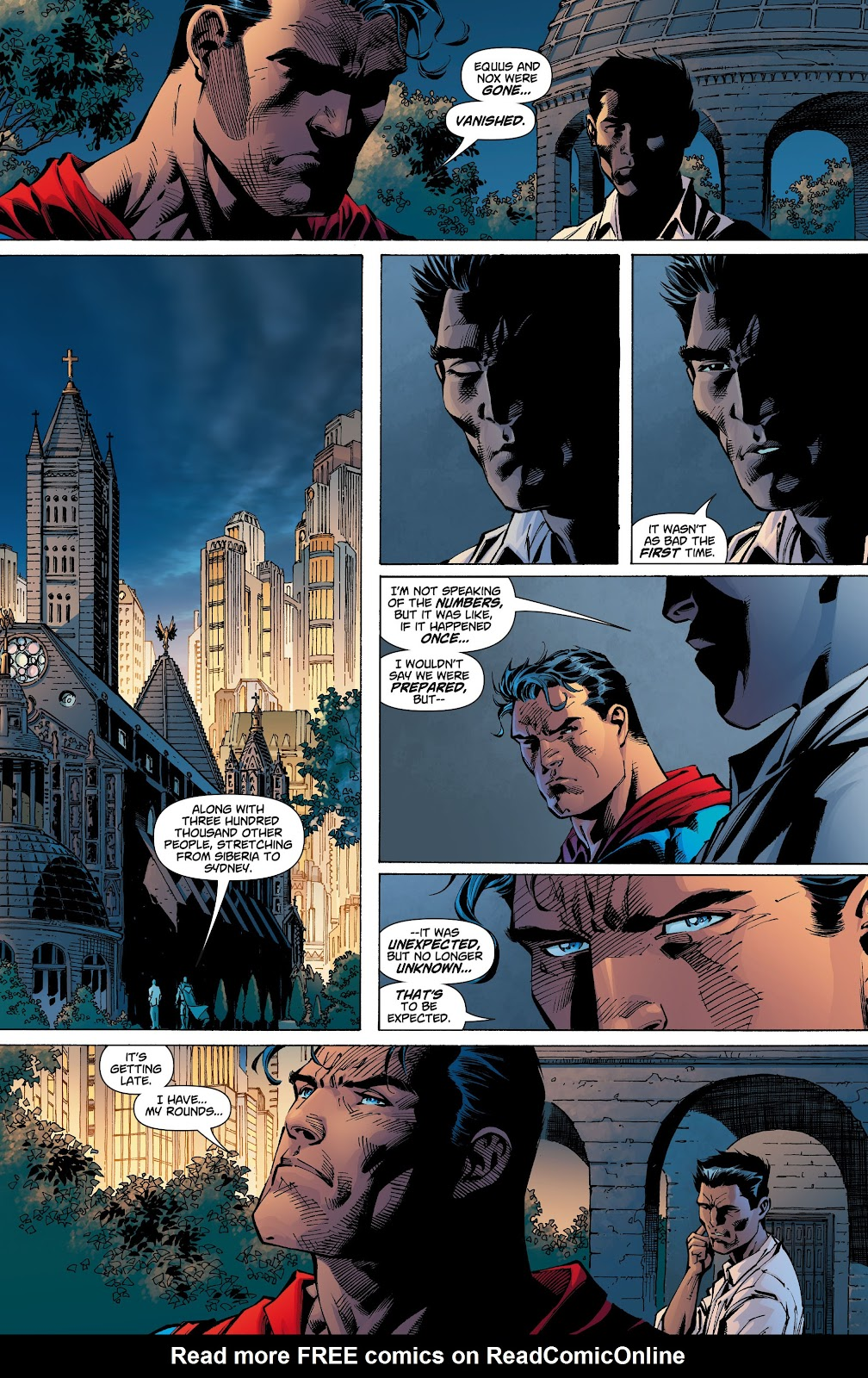 Read online Superman: For Tomorrow comic -  Issue # TPB (Part 2) - 3