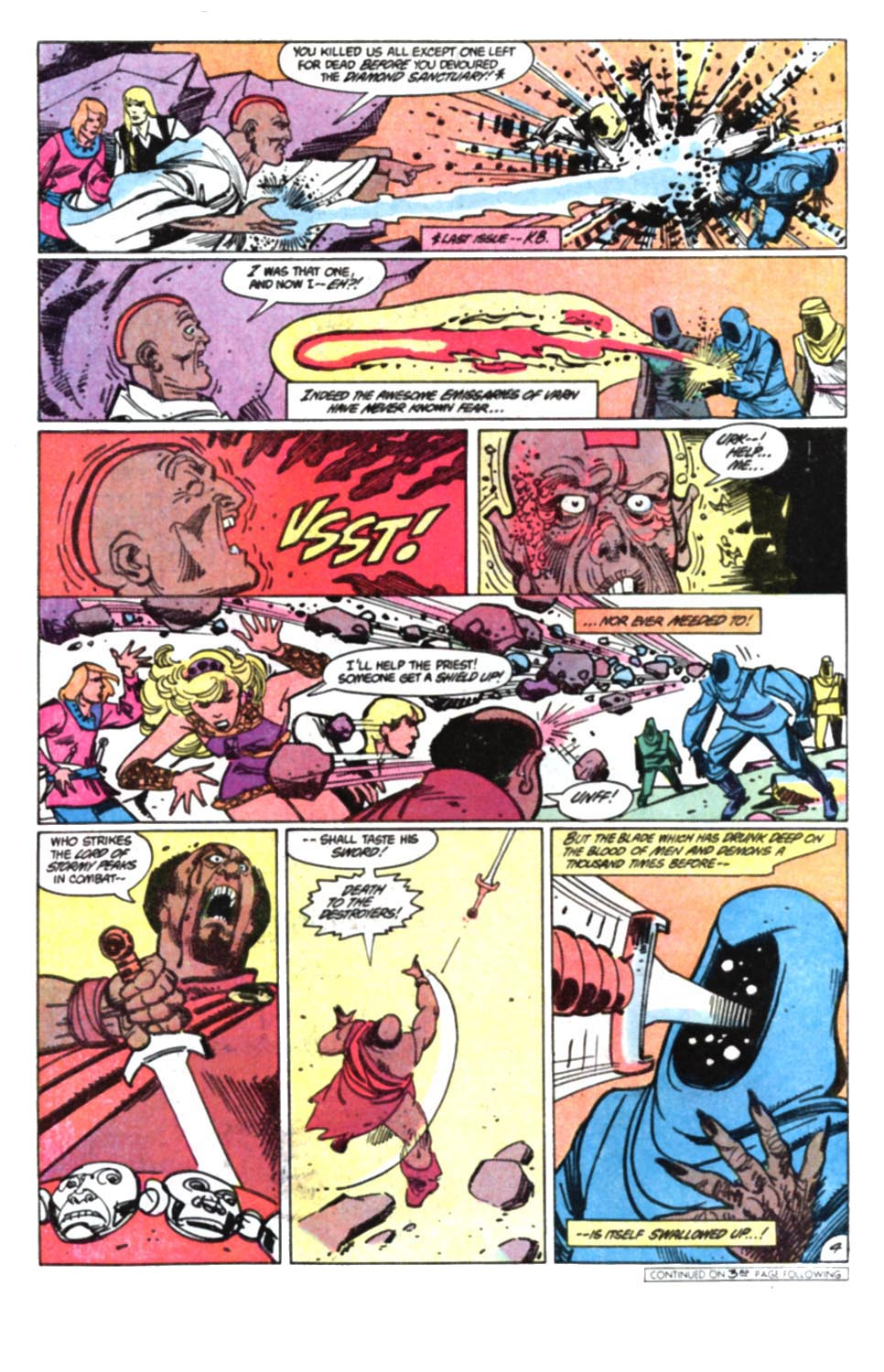 Read online Amethyst, Princess of Gemworld comic -  Issue #9 - 5