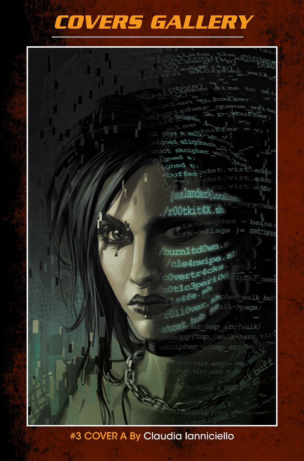 Read online Millennium: The Girl Who Danced With Death comic -  Issue #3 - 66