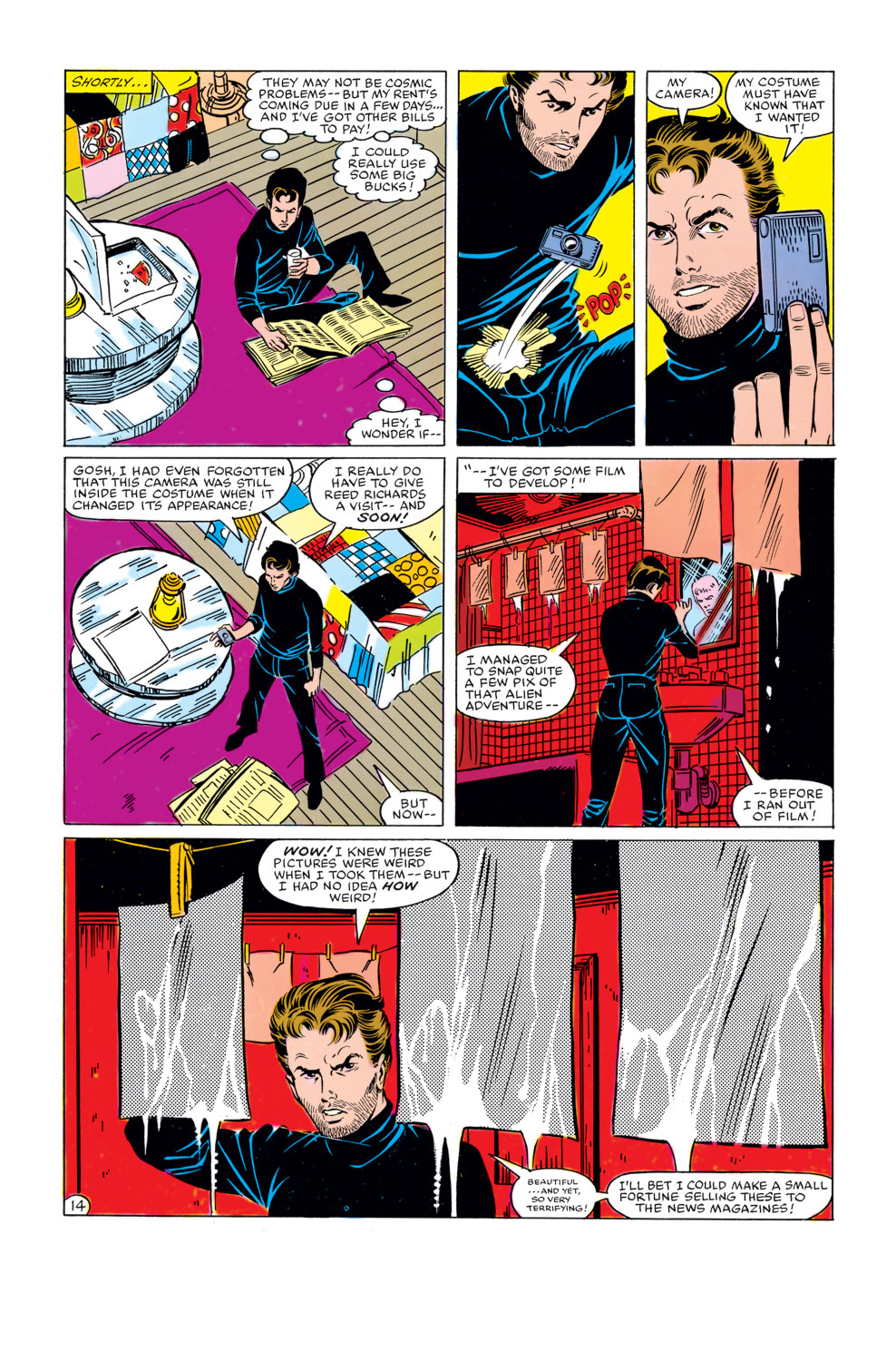 The Amazing Spider-Man (1963) 252 Page 14