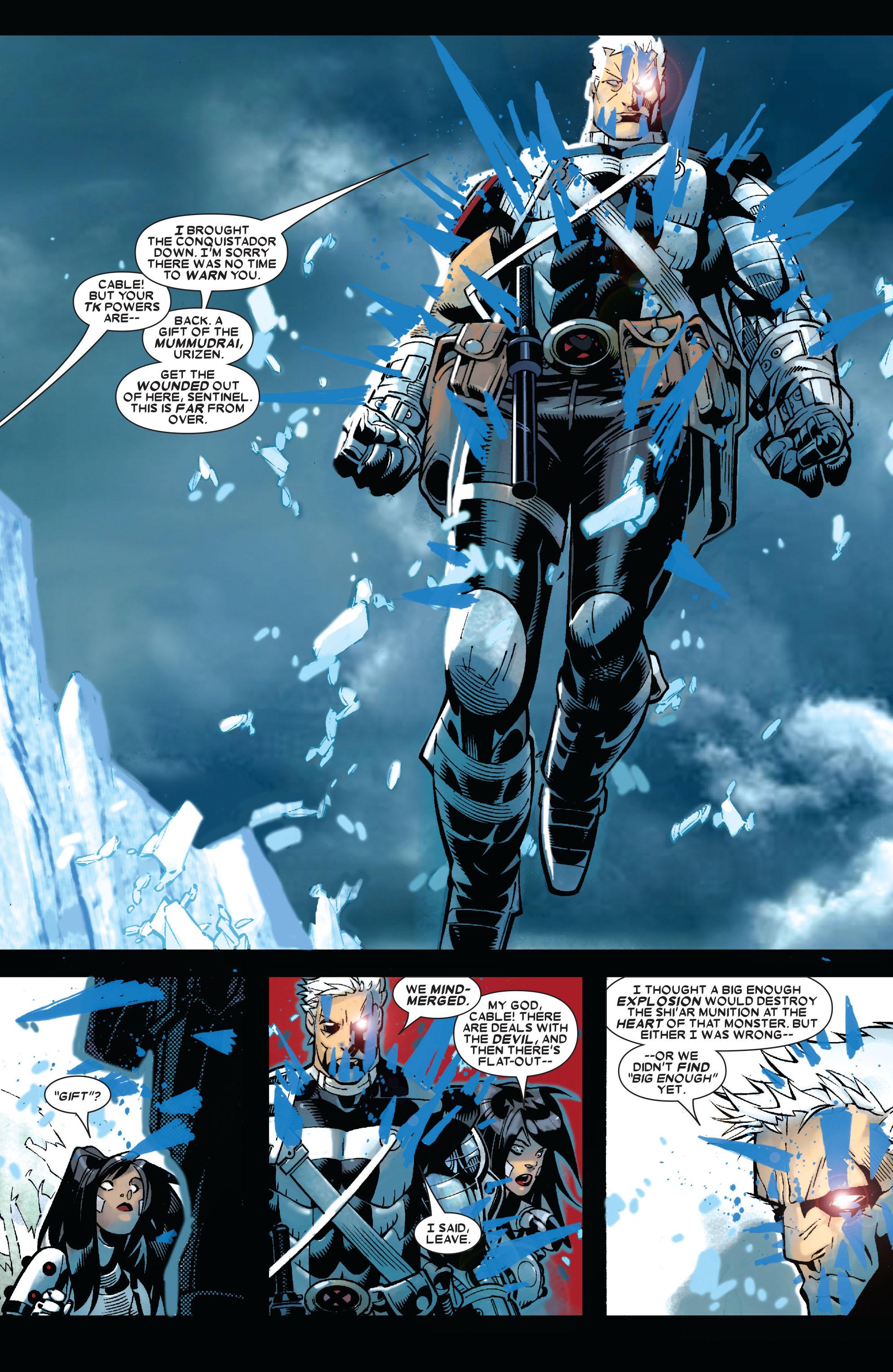X-Men (1991) 199 Page 7