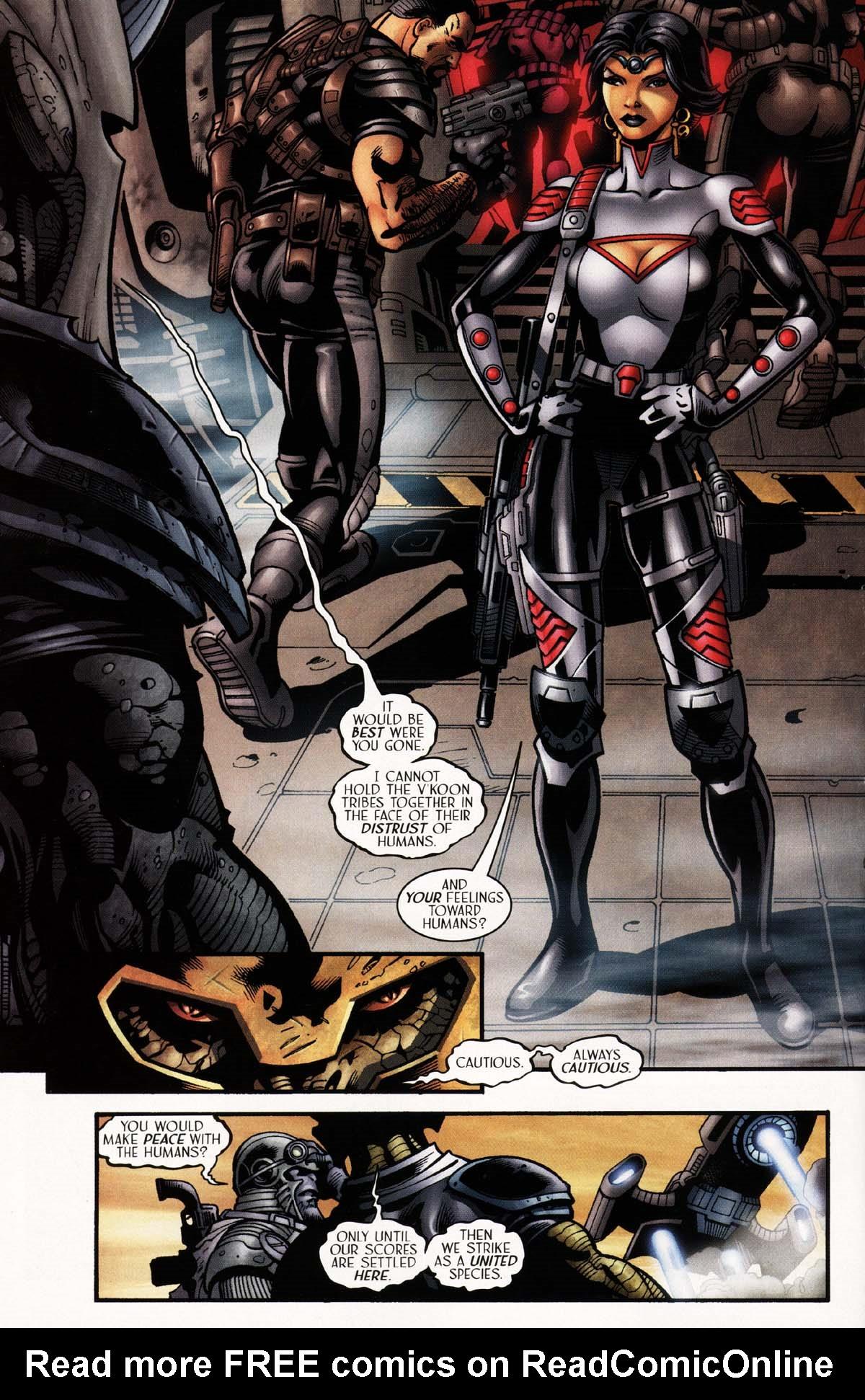 Read online Sigil (2000) comic -  Issue #29 - 11