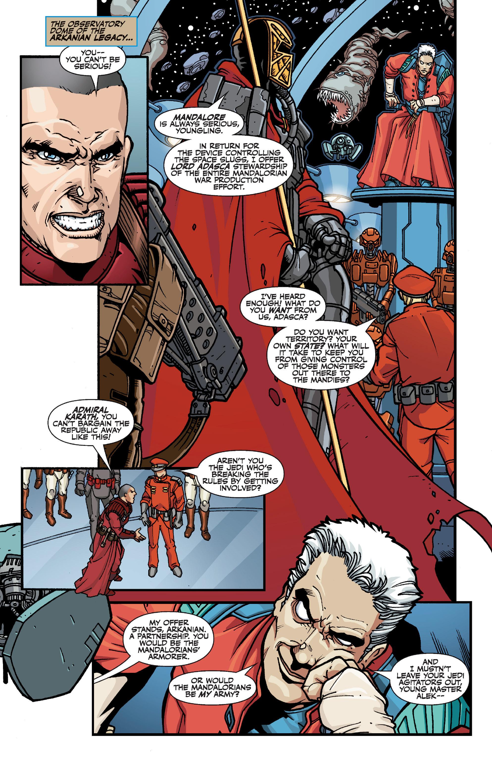 Read online Star Wars Omnibus comic -  Issue # Vol. 32 - 53
