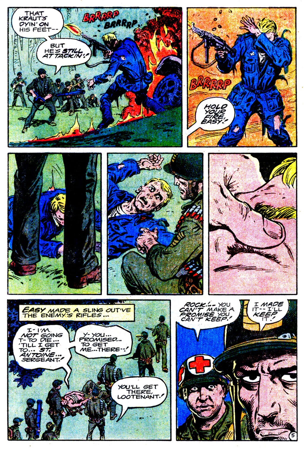 Sgt. Rock issue 361 - Page 5