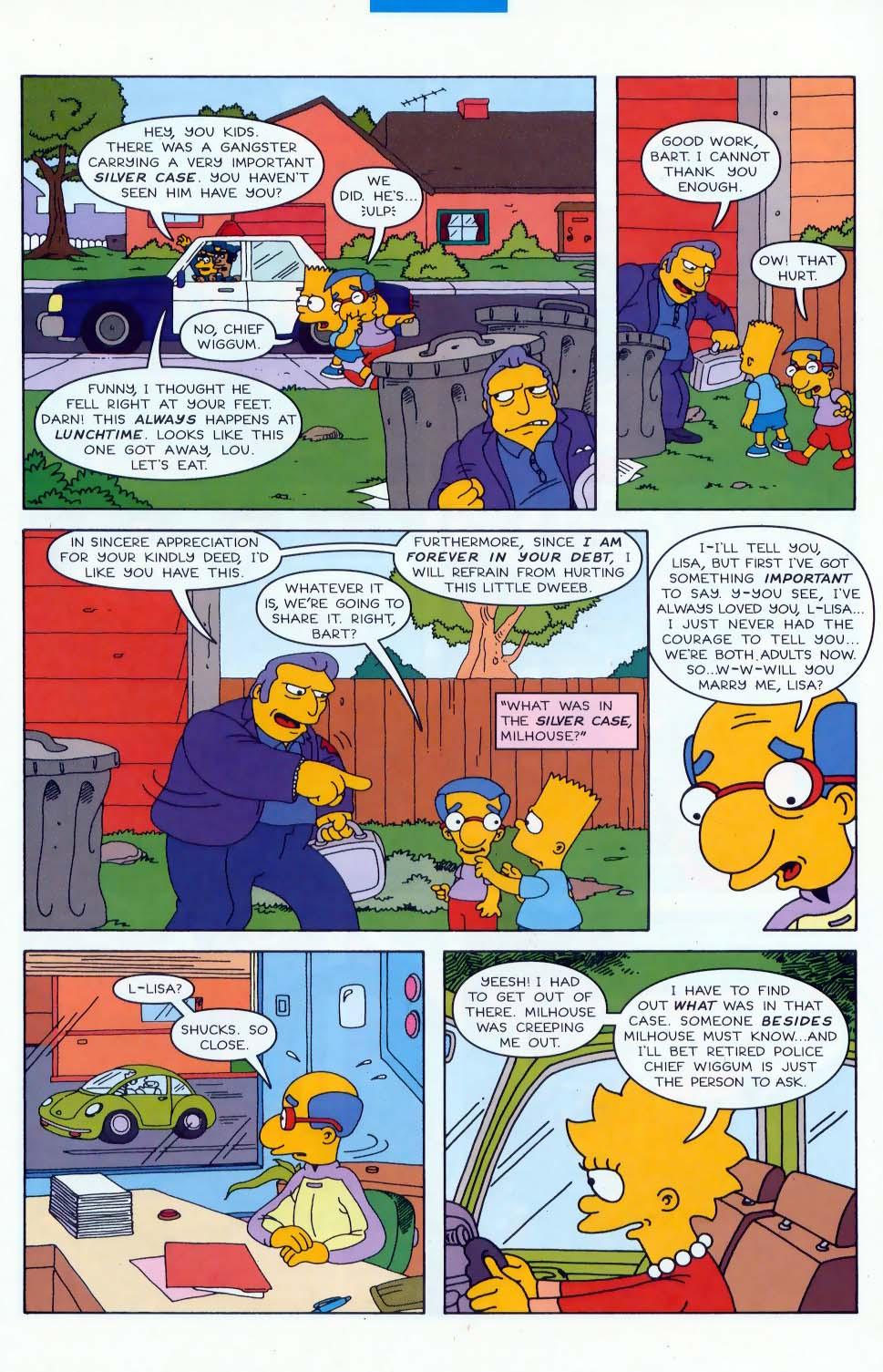 Read online Simpsons Comics comic -  Issue #47 - 6