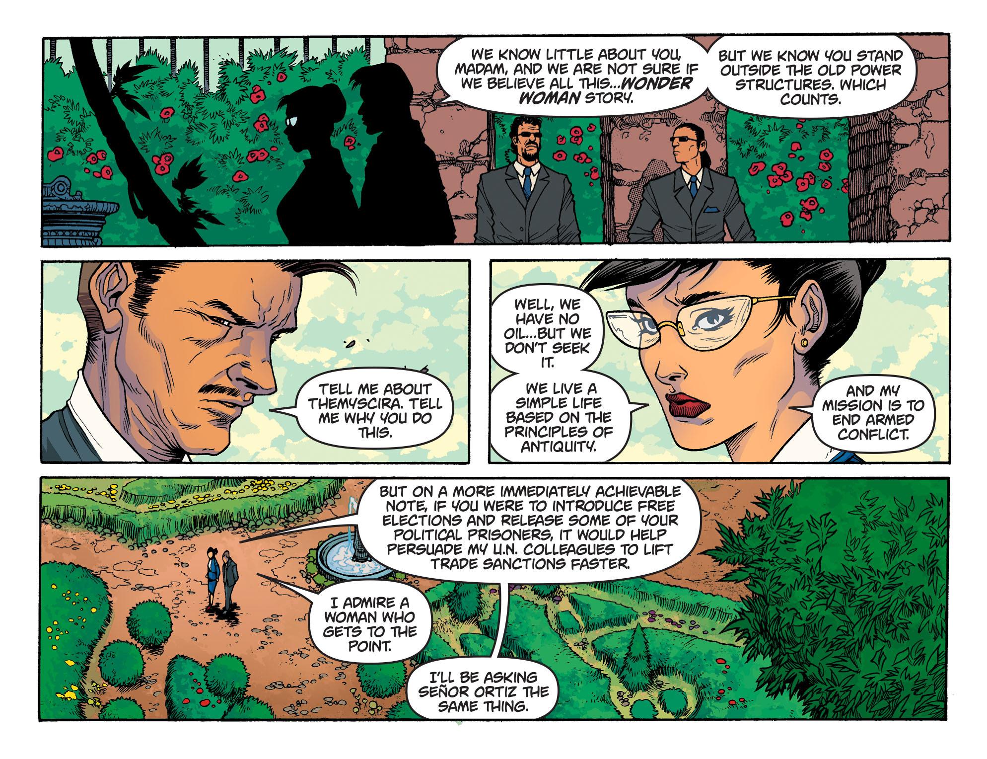 Read online Sensation Comics Featuring Wonder Woman comic -  Issue #43 - 15