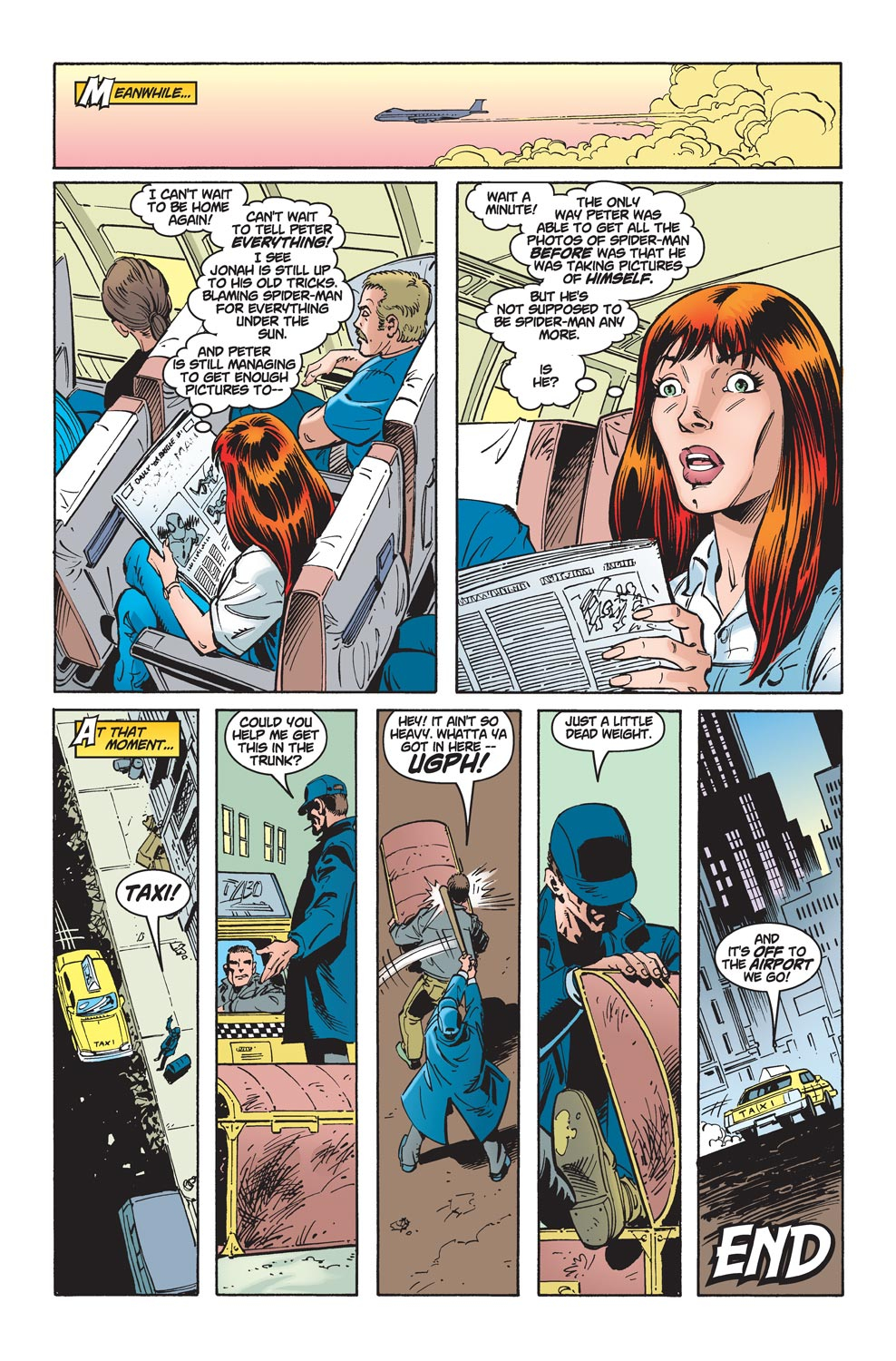 The Amazing Spider-Man (1999) 10 Page 21
