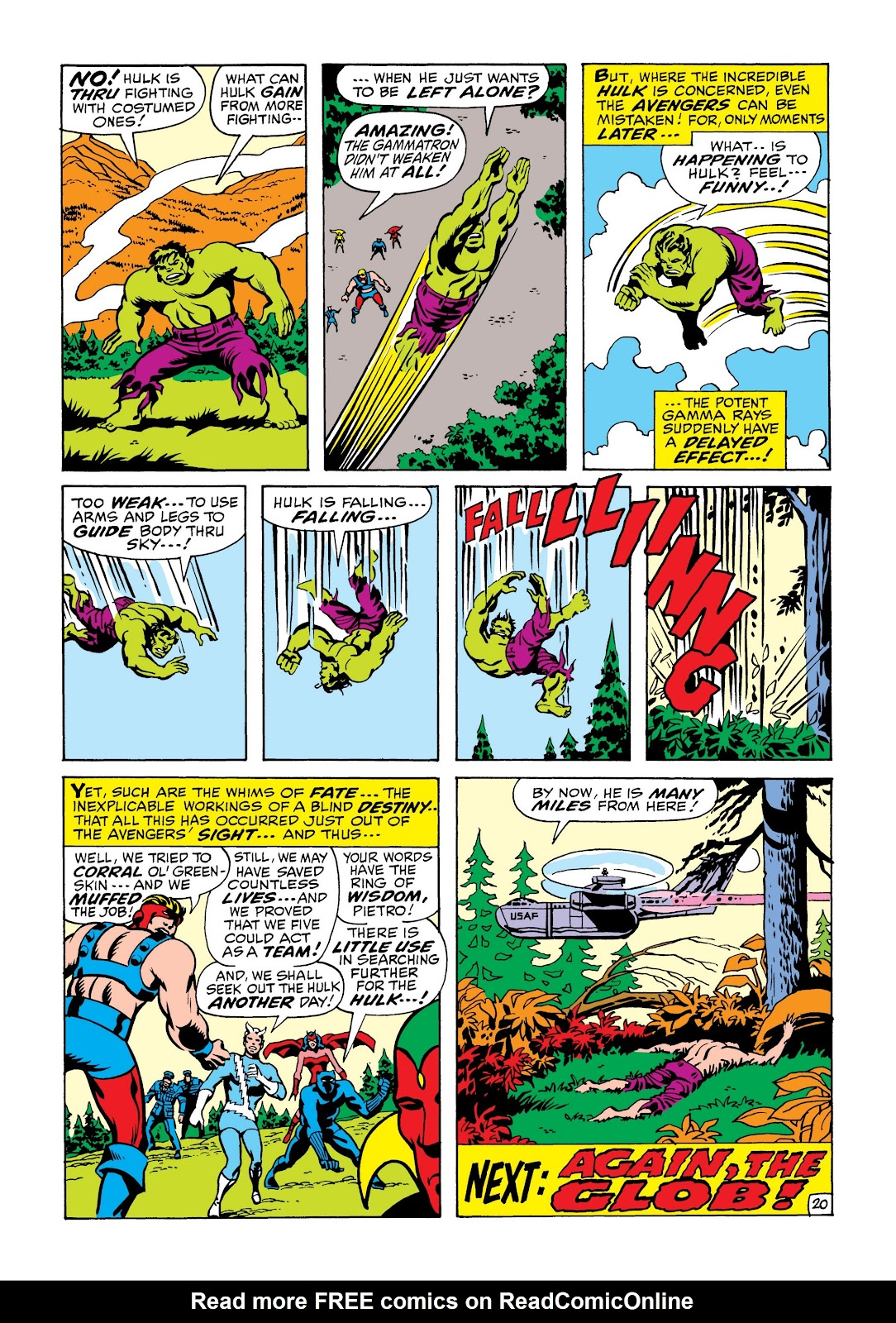 Read online Marvel Masterworks: The Incredible Hulk comic -  Issue # TPB 6 (Part 2) - 53