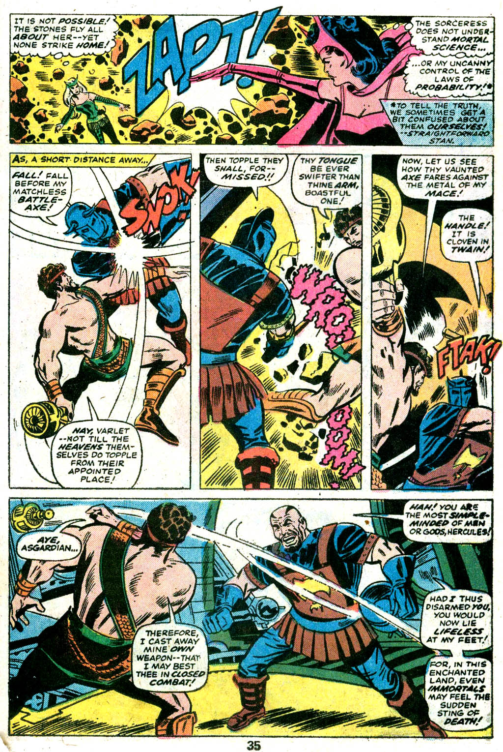 Giant-Size Avengers (1974) issue 5 - Page 27