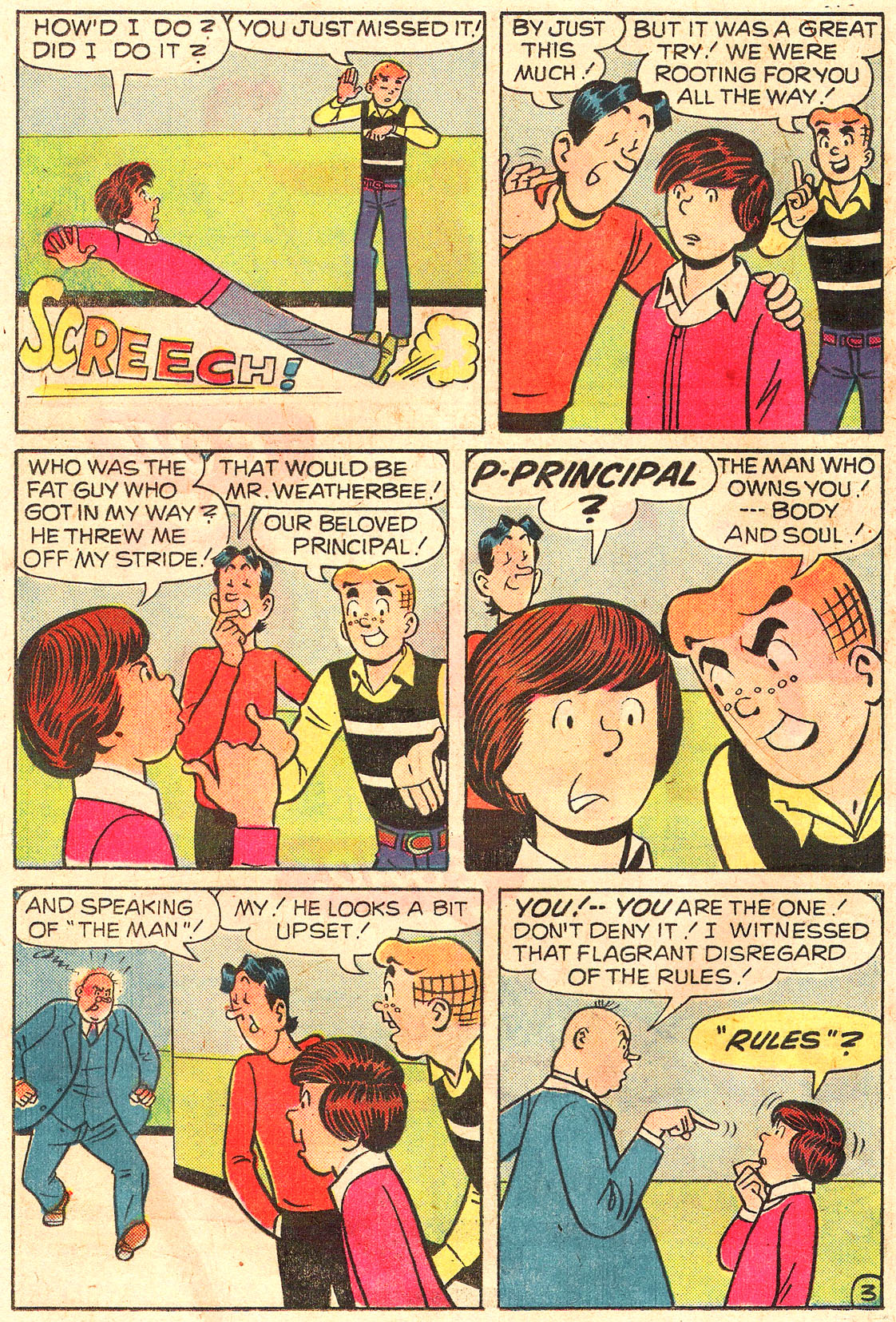 Read online Archie (1960) comic -  Issue #250 - 22